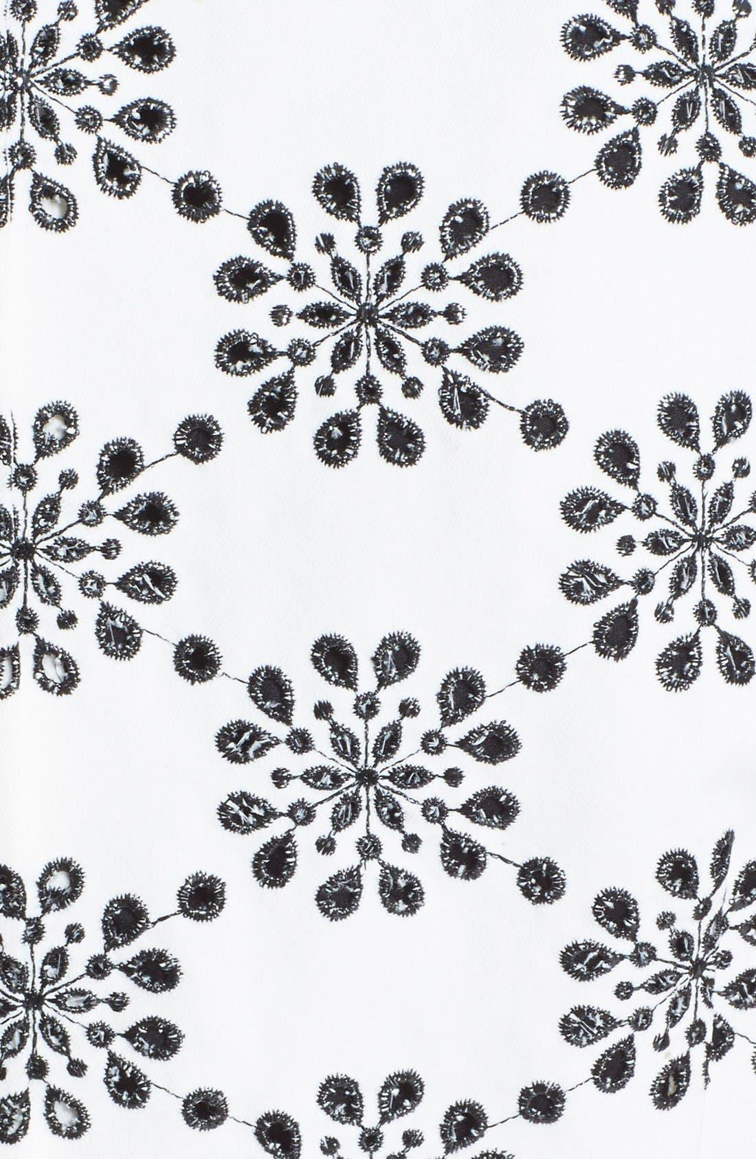 Alternate Image 3  - MARC JACOBS Lace Peplum Blouse