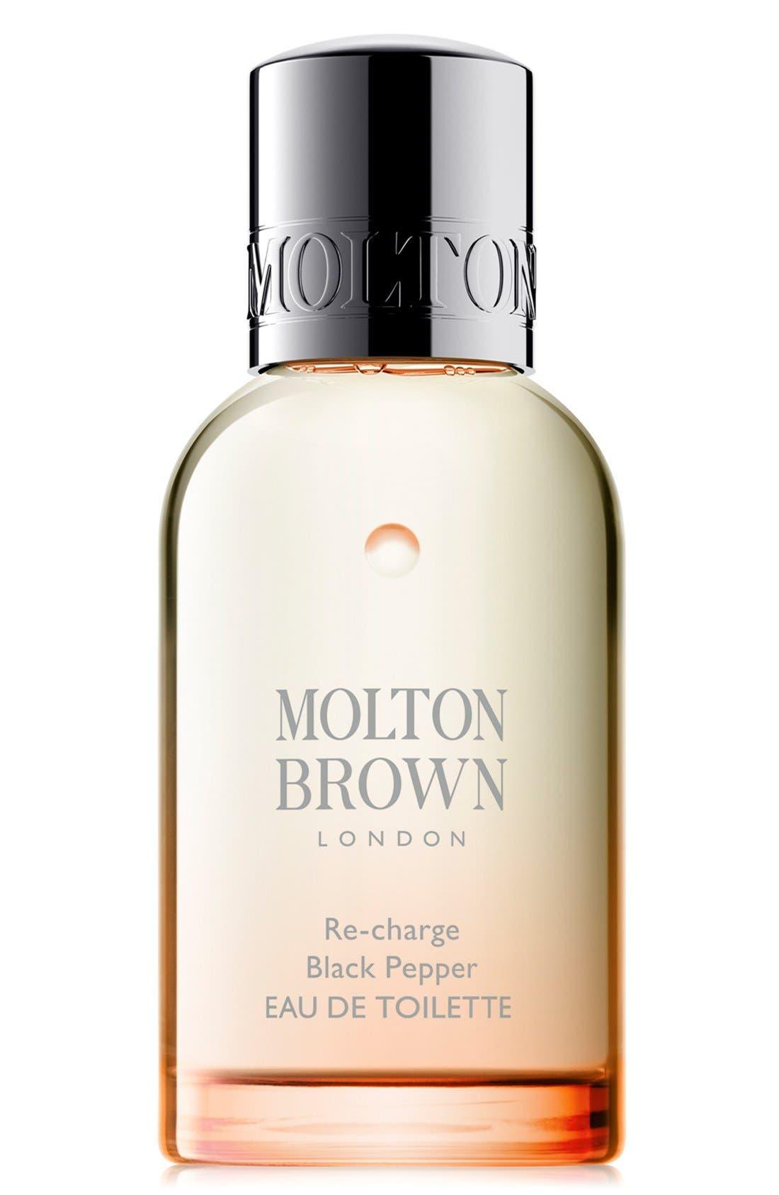 MOLTON BROWN London 'Re-charge Black Pepper' Eau de Toilette Spray