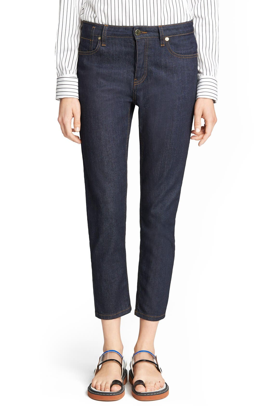 Alternate Image 1 Selected - Marni Boyfriend Jeans