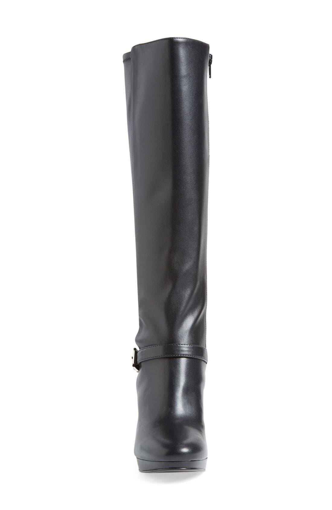 Alternate Image 3  - Nine West 'Kacie' Tall Boot (Women)