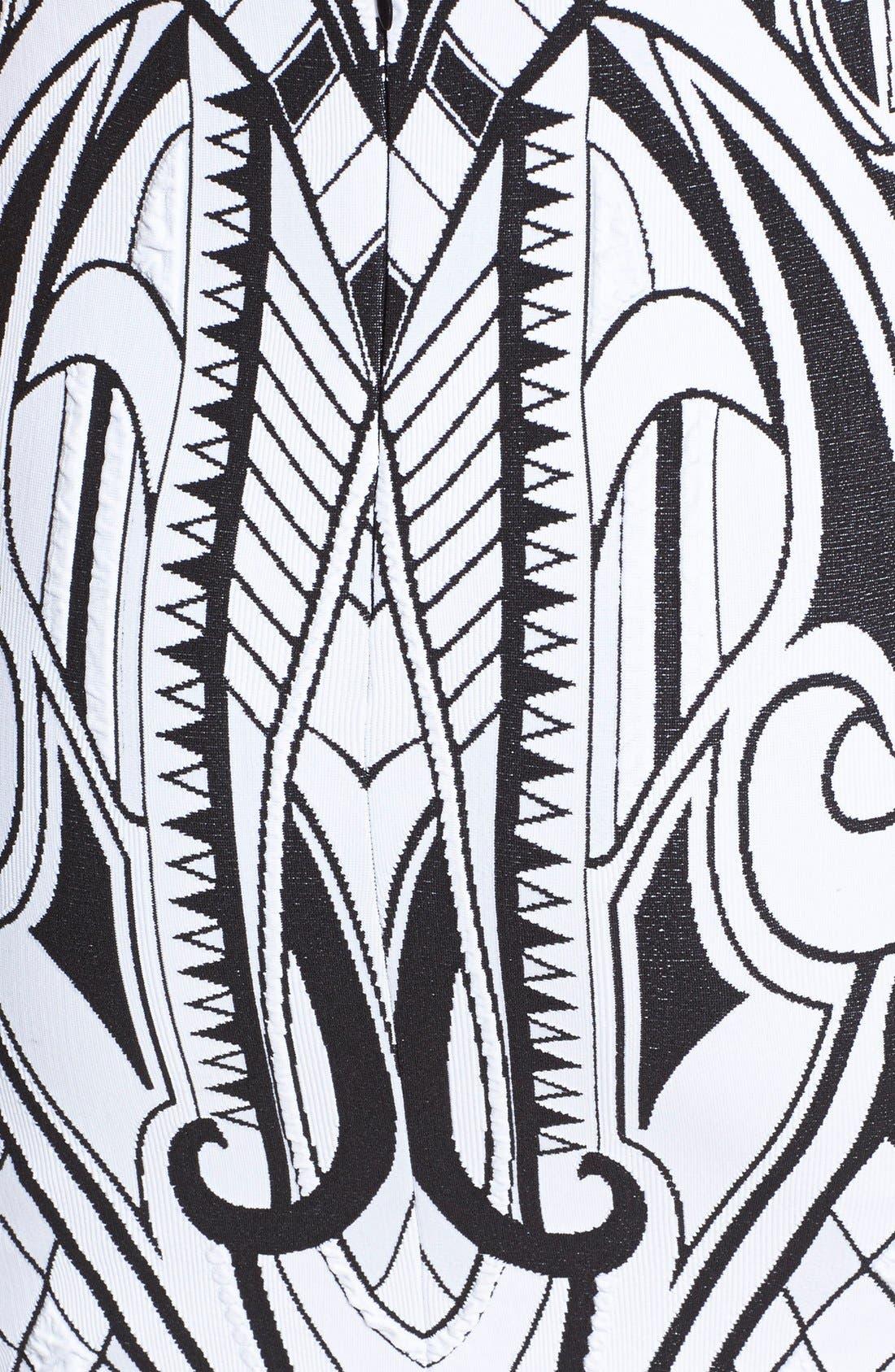 Alternate Image 5  - Parker 'Jaden' Knit Sheath Dress