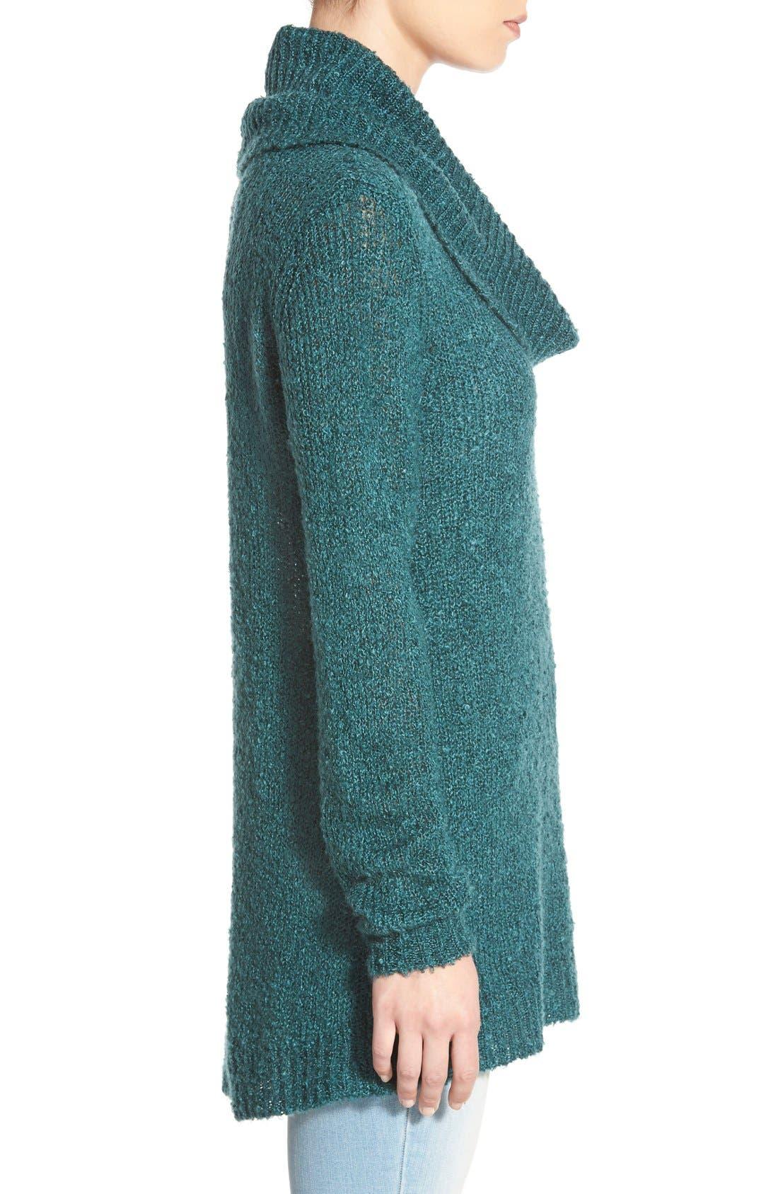 Alternate Image 3  - BP. Cowl Neck Tunic Sweater