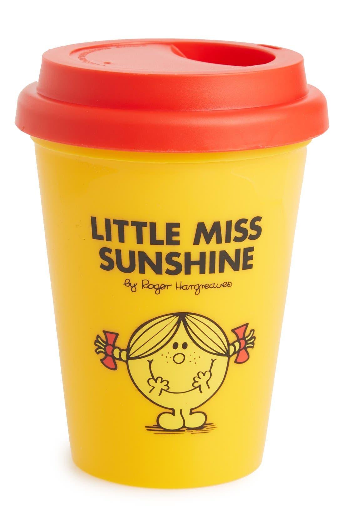 Main Image - Wild & Wolf 'Little Miss Sunshine' Travel Mug