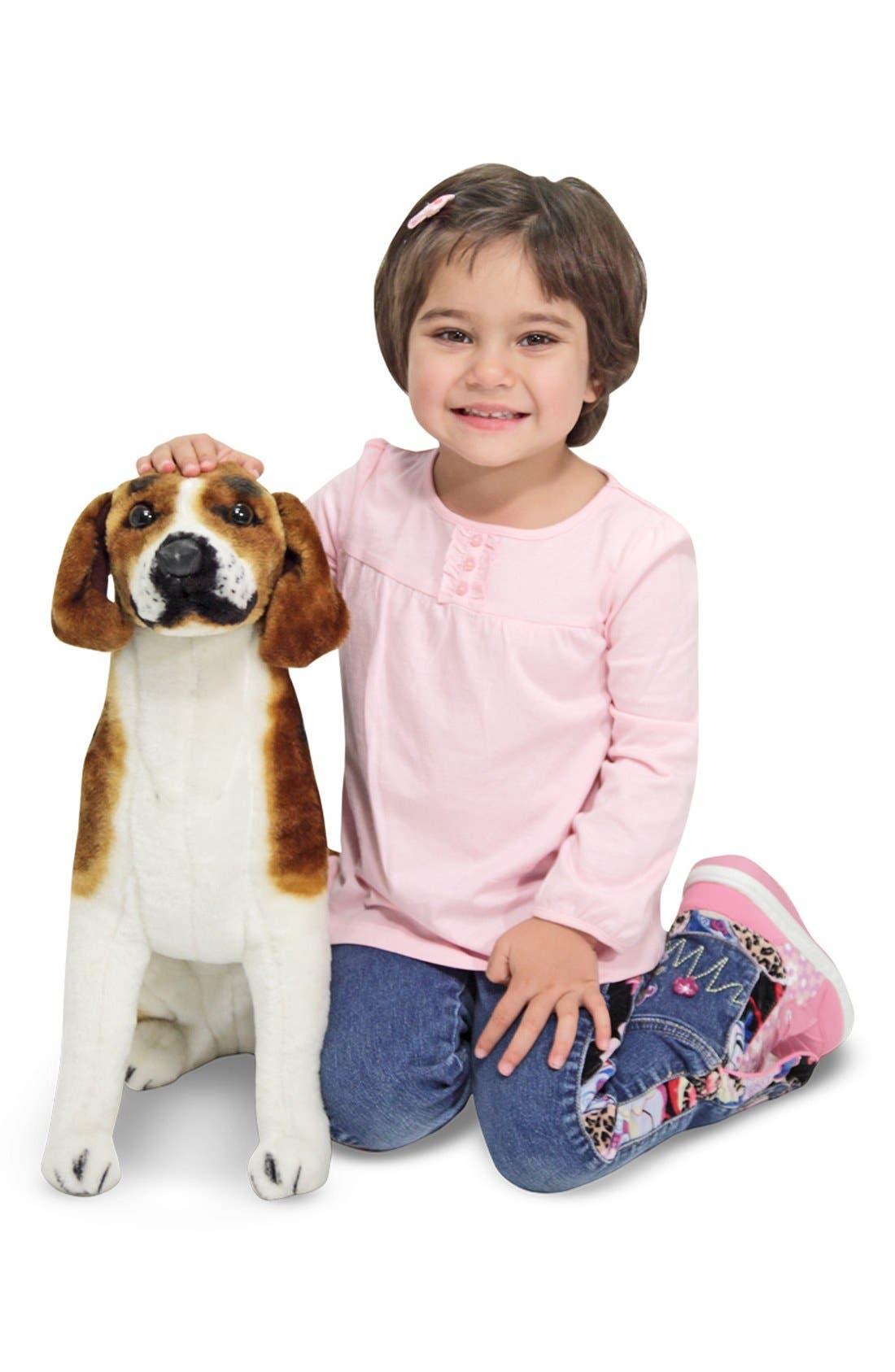 Melissa & Doug Oversized Beagle