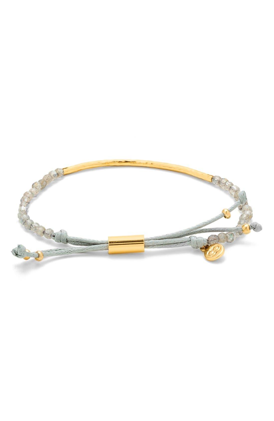 Alternate Image 4  - gorjana 'Power Stone' Semiprecious Stone Bracelet