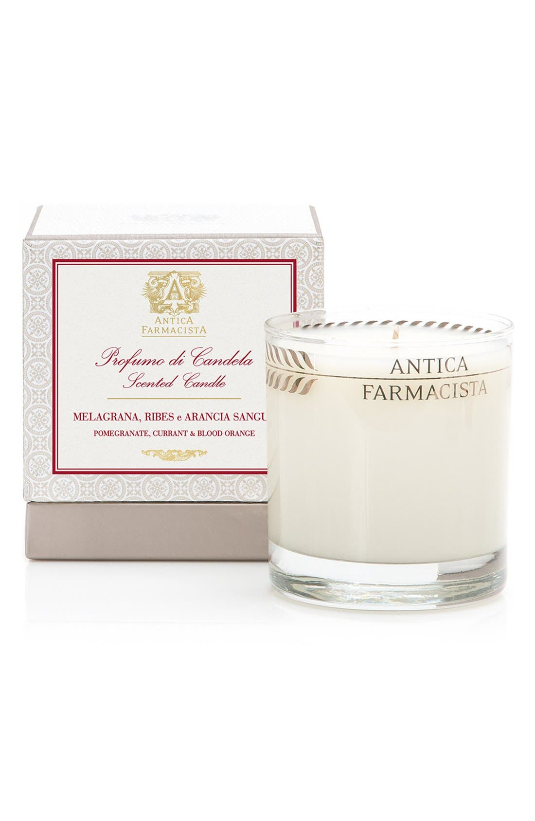 ANTICA FARMACISTA 'Pomegranate, Currant & Blood Orange' Candle