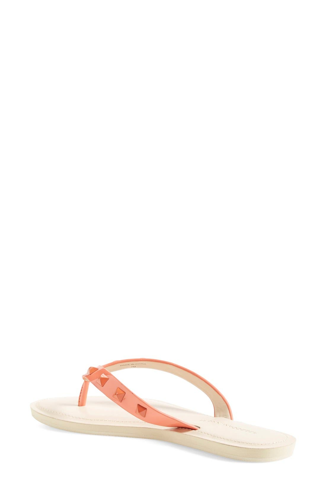 Alternate Image 2  - Rebecca Minkoff 'Fiona' Thong Sandal (Women)