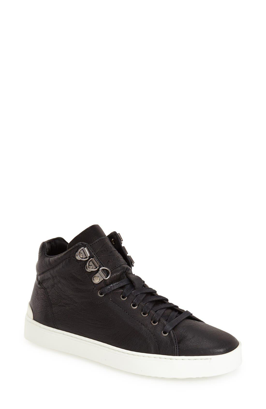 rag & bone 'Kent' High Top Sneaker (Women)