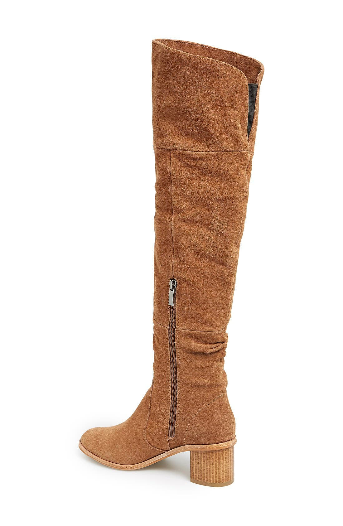Alternate Image 2  - French Connection 'Clementina' Over the Knee Boot (Women)