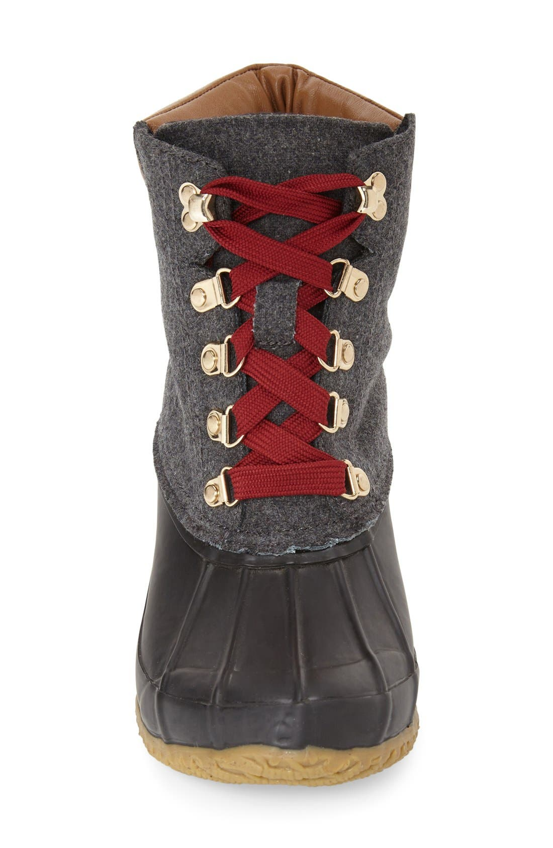 Alternate Image 3  - Joie'Delyth'Lace-Up Boot (Women)