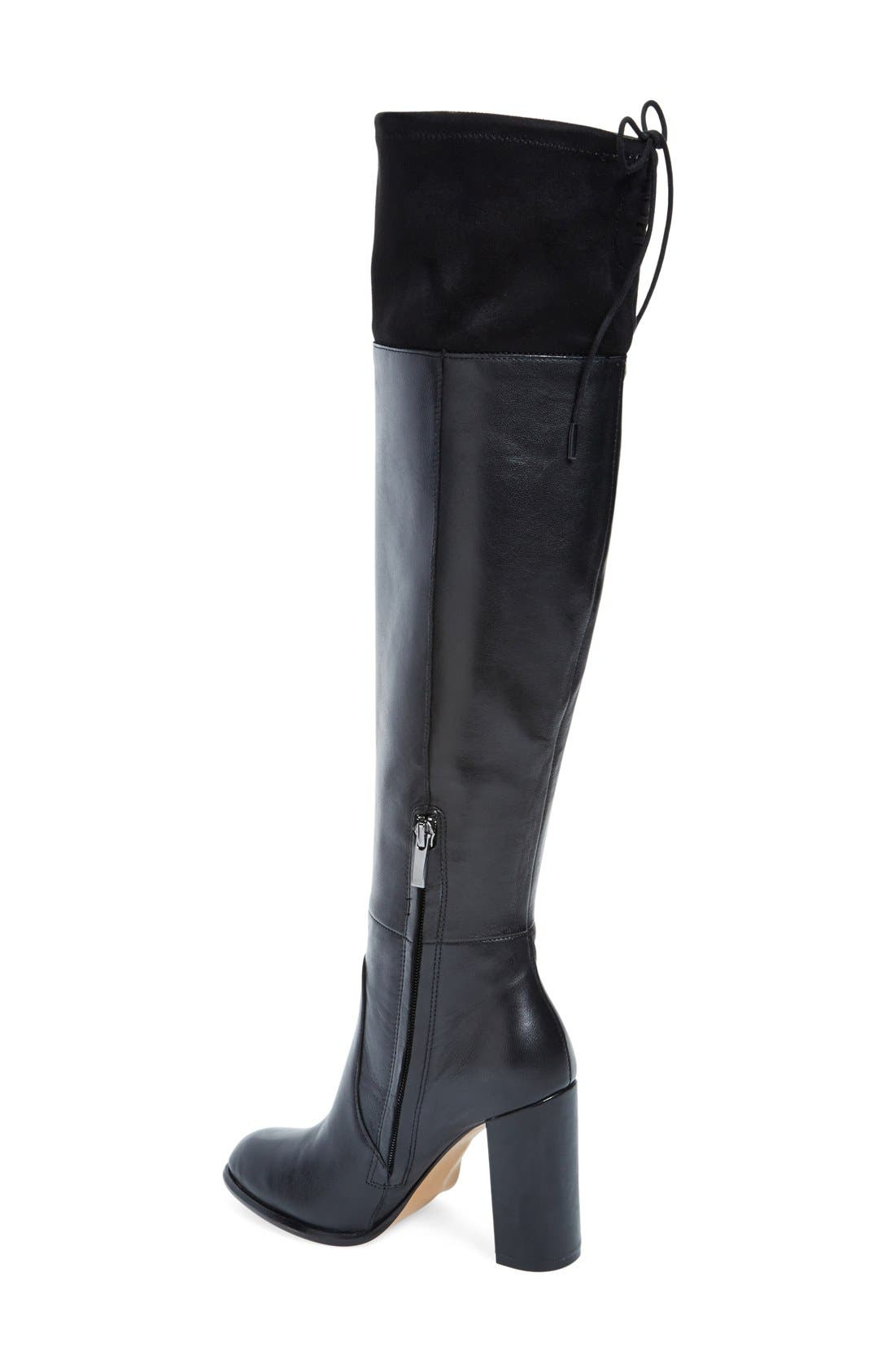 Alternate Image 2  - French Connection 'Calina' Over the Knee Boot (Women)