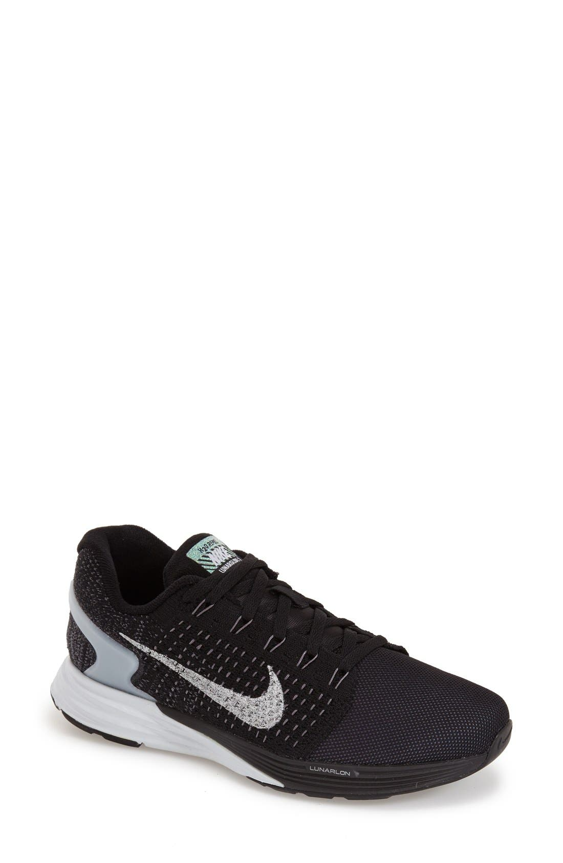 Alternate Image 1 Selected - Nike 'LunarGlide 7' Running Shoe (Women)