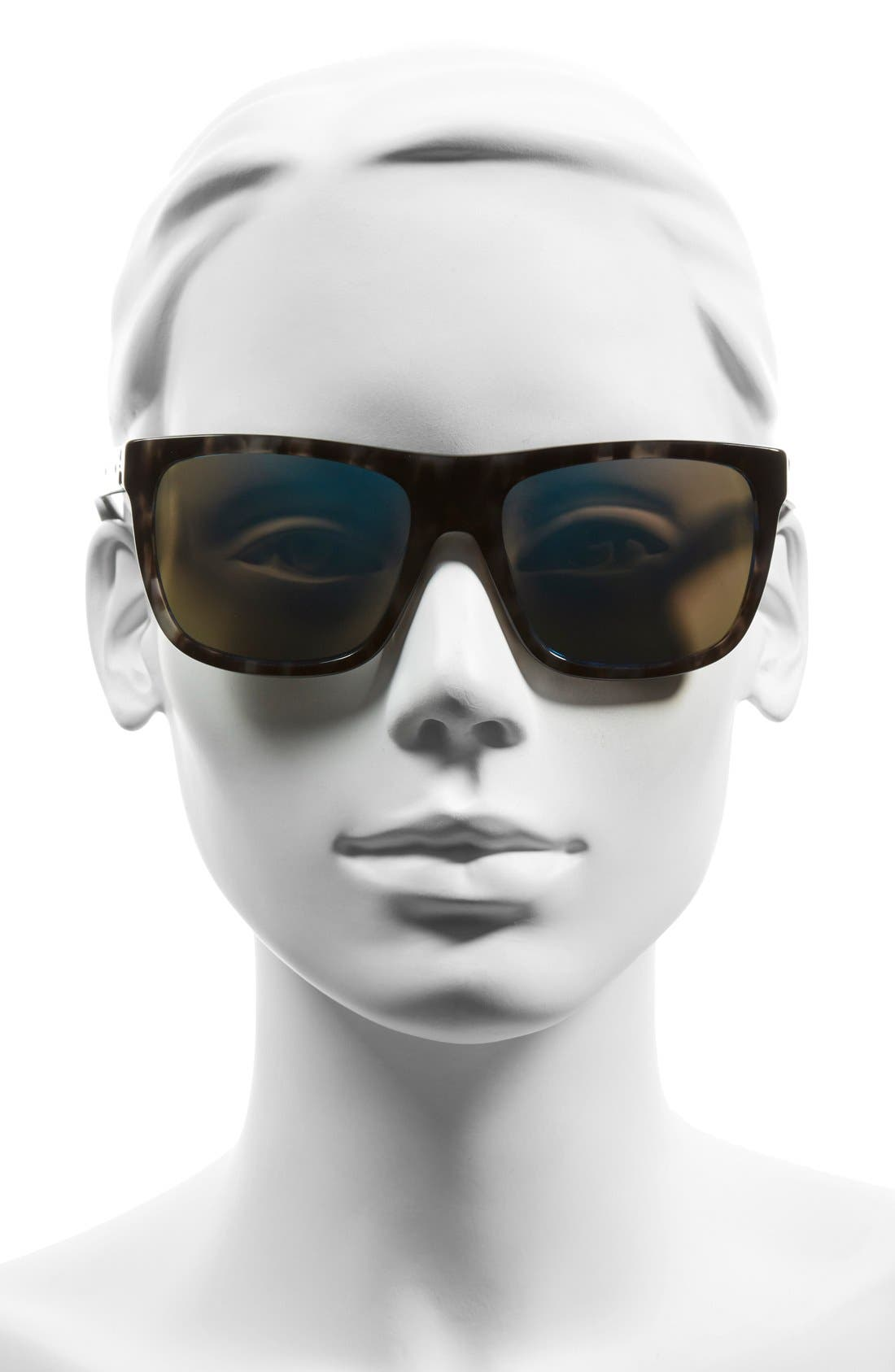 Alternate Image 2  - Bobbi Brown 'The Harley' 55mm Sunglasses