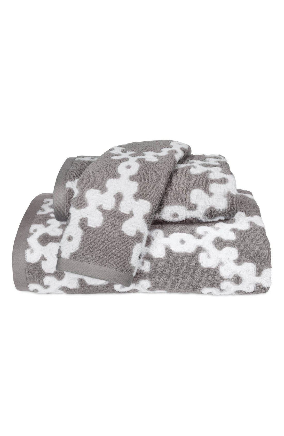 JOHN ROBSHAW 'Totem' Turkish Cotton Hand Towel