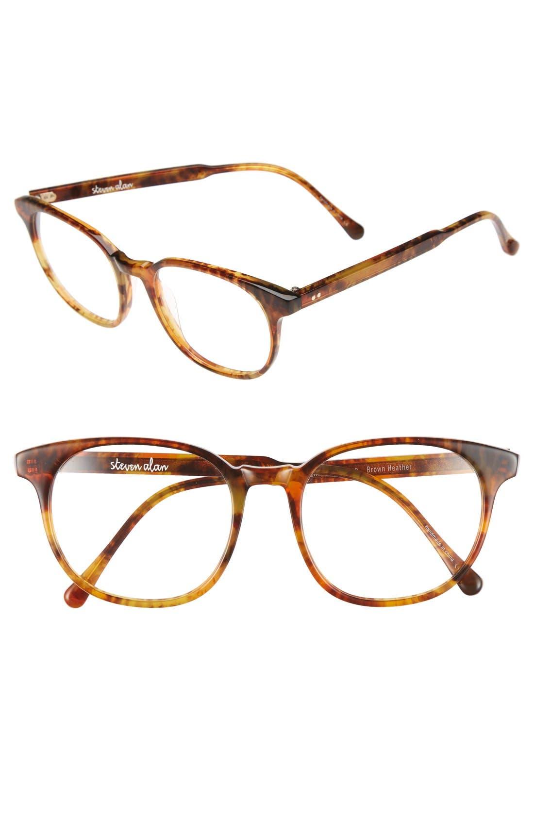 Main Image - Steven Alan 'High Lawn' 52mm Optical Glasses