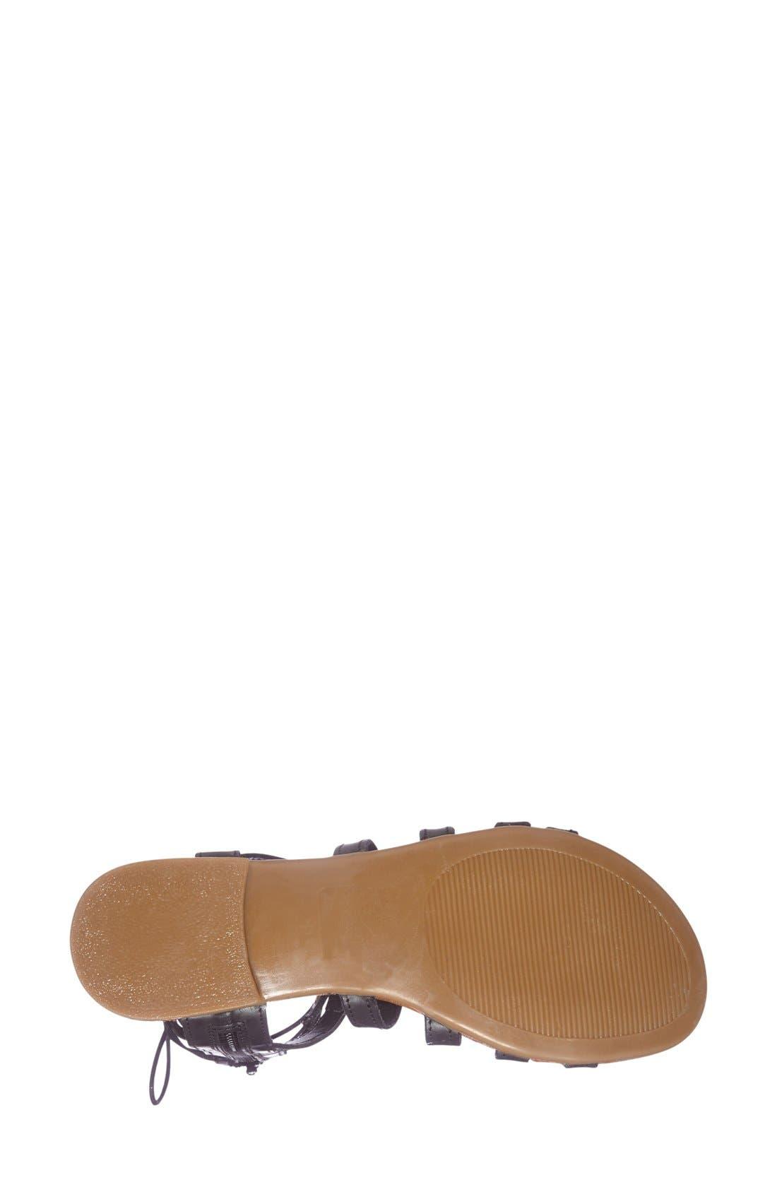 Alternate Image 4  - Steve Madden 'Sparra' Gladiator Sandal (Women)