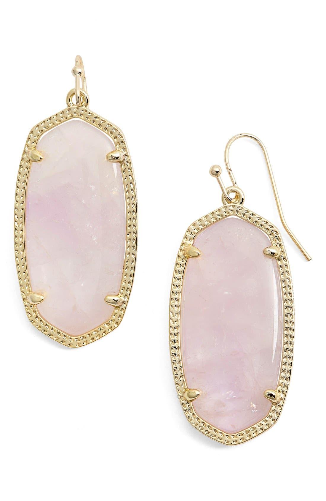 Alternate Image 1 Selected - Kendra Scott 'Elle' Drop Earrings
