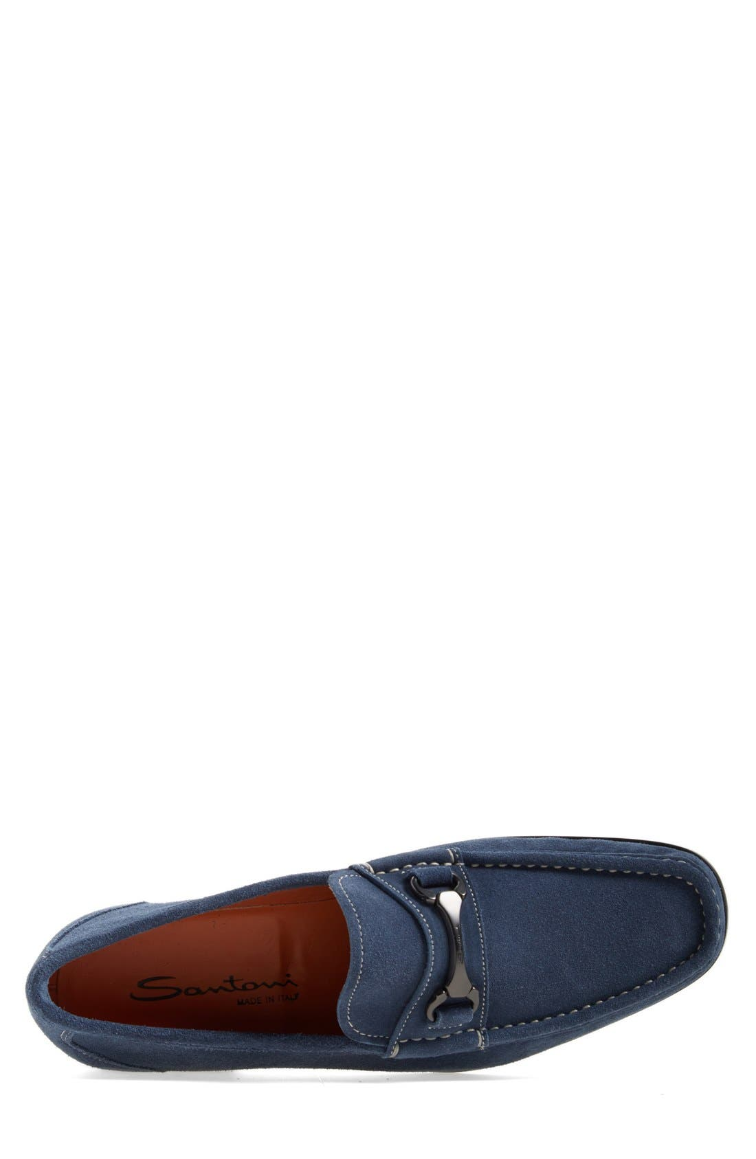 Alternate Image 3  - Santoni 'Tahoe' Bit Loafer