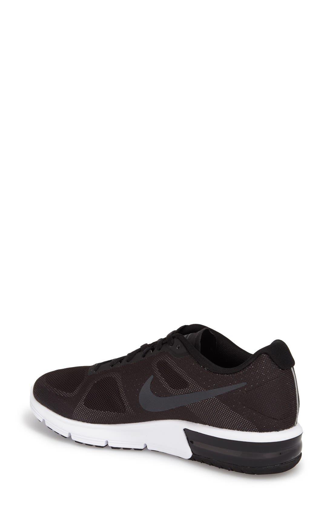 Alternate Image 2  - Nike 'Air Max Sequent' Running Shoe (Women)