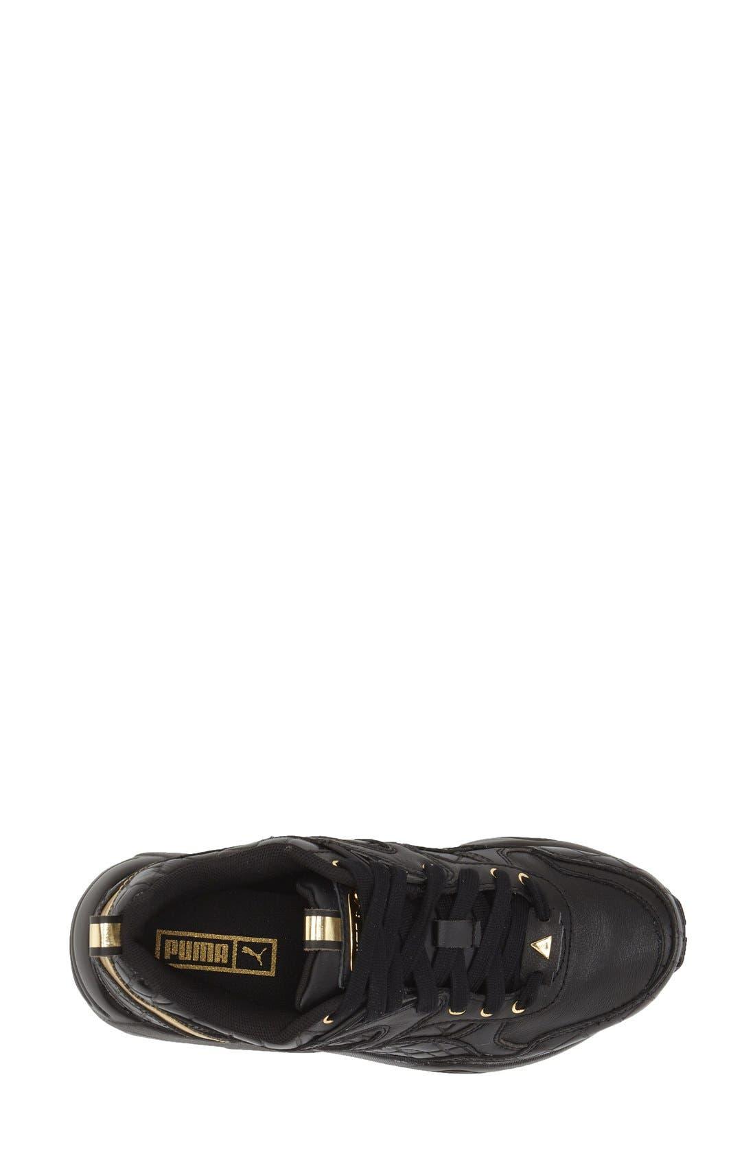 Alternate Image 3  - PUMA 'Trinomic R698 Exotic' Sneaker (Women)