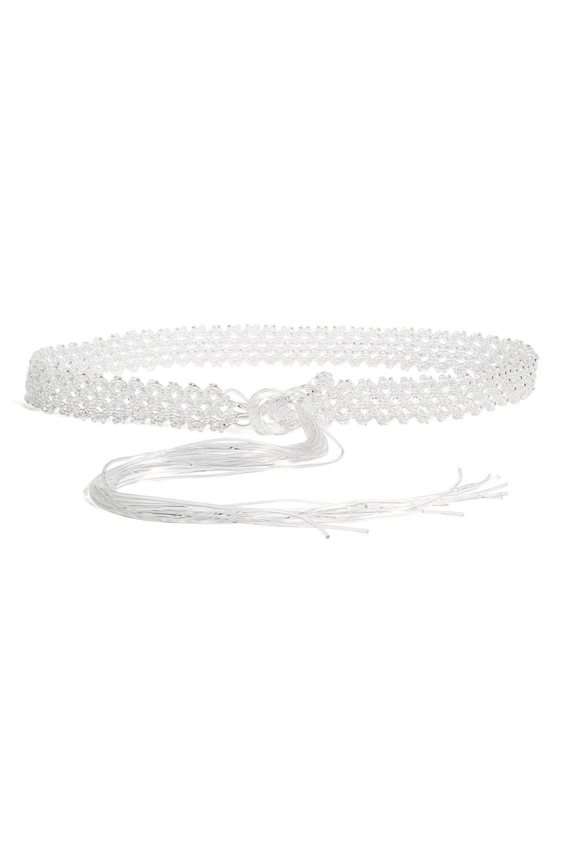 Main Image - Simone Rocha Jelly Cord Belt