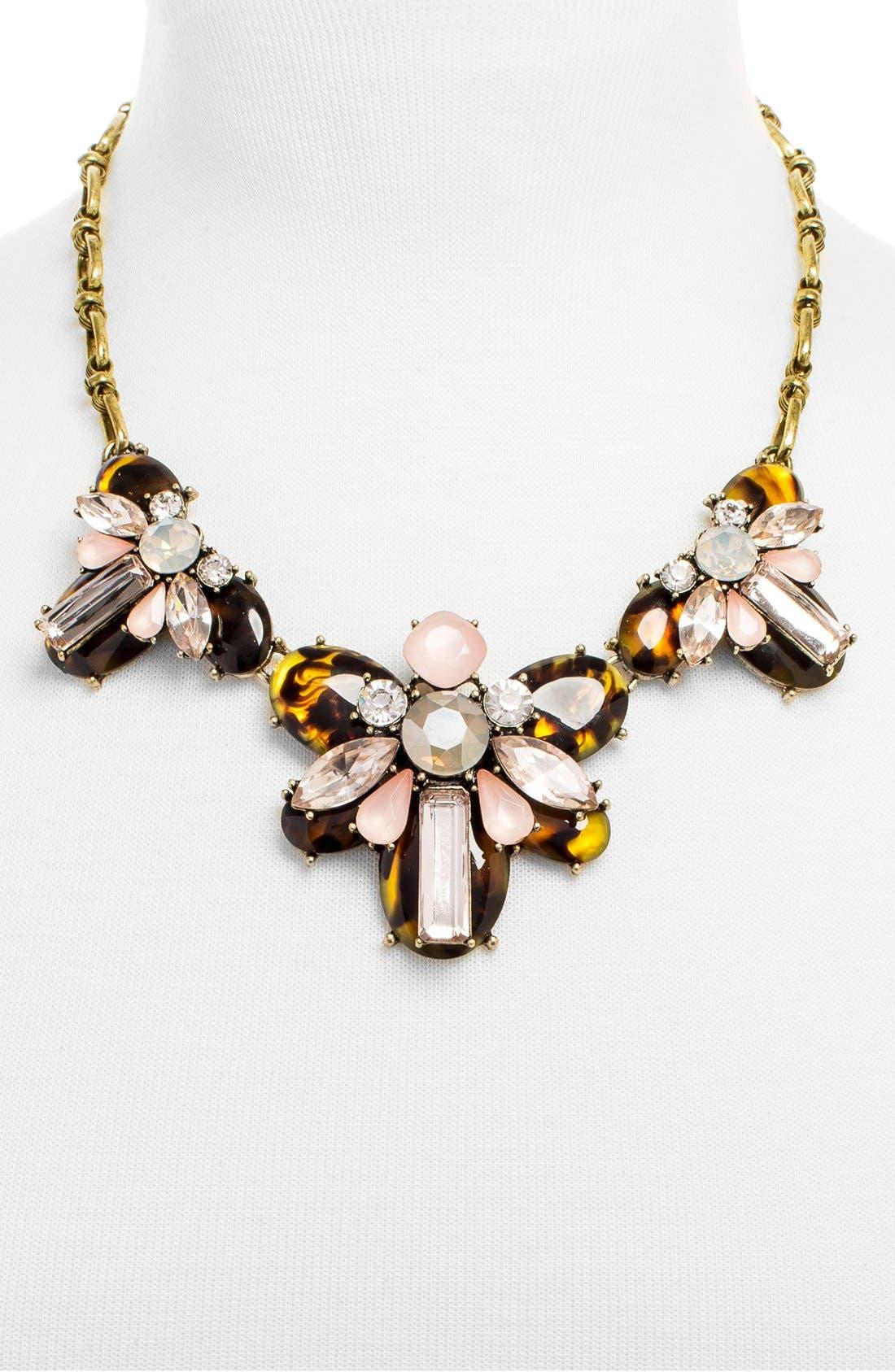 Alternate Image 2  - BaubleBar 'Bliss' Bib Necklace
