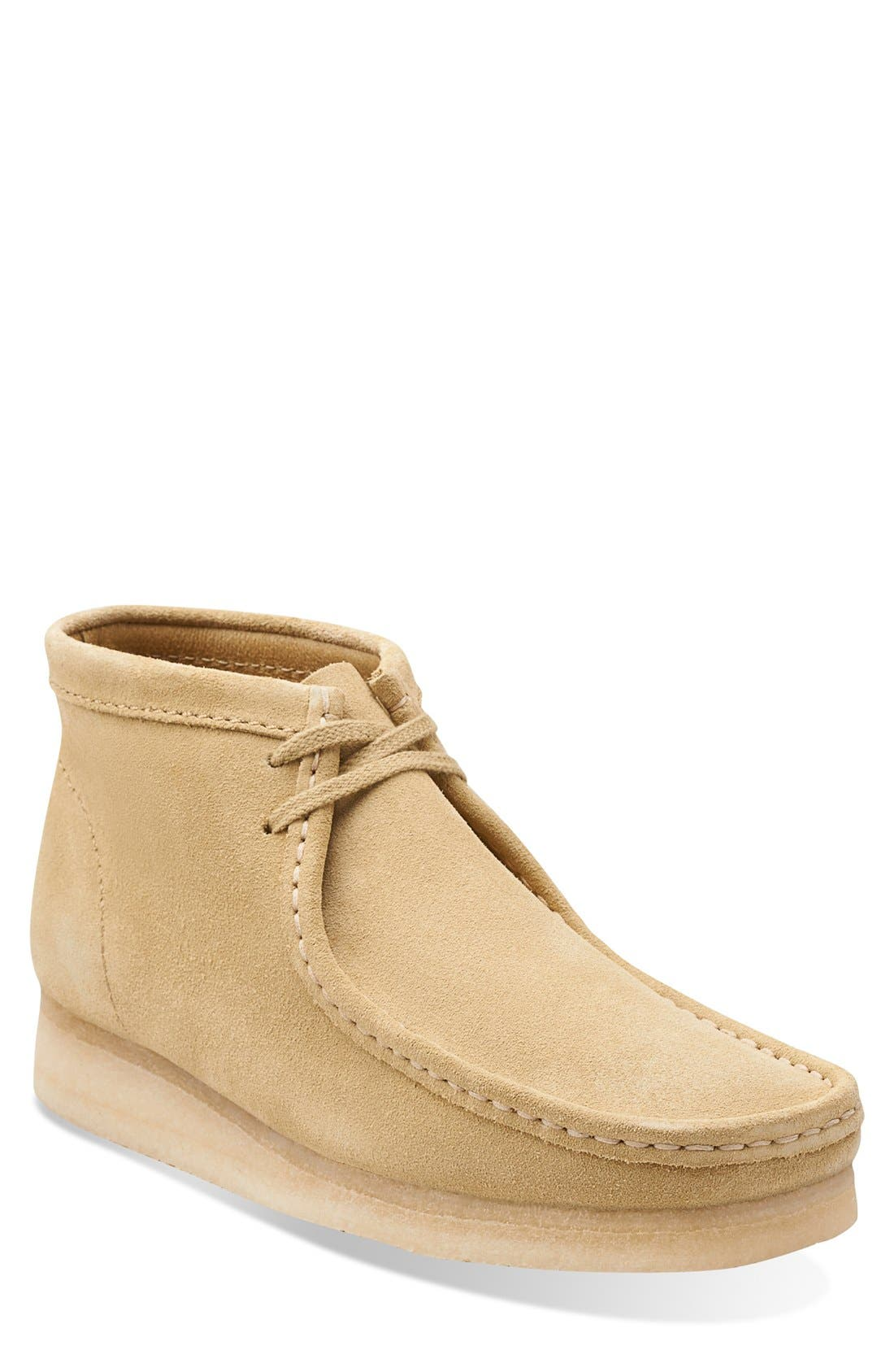 CLARKS® ORIGINALS 'Wallabee' Boot