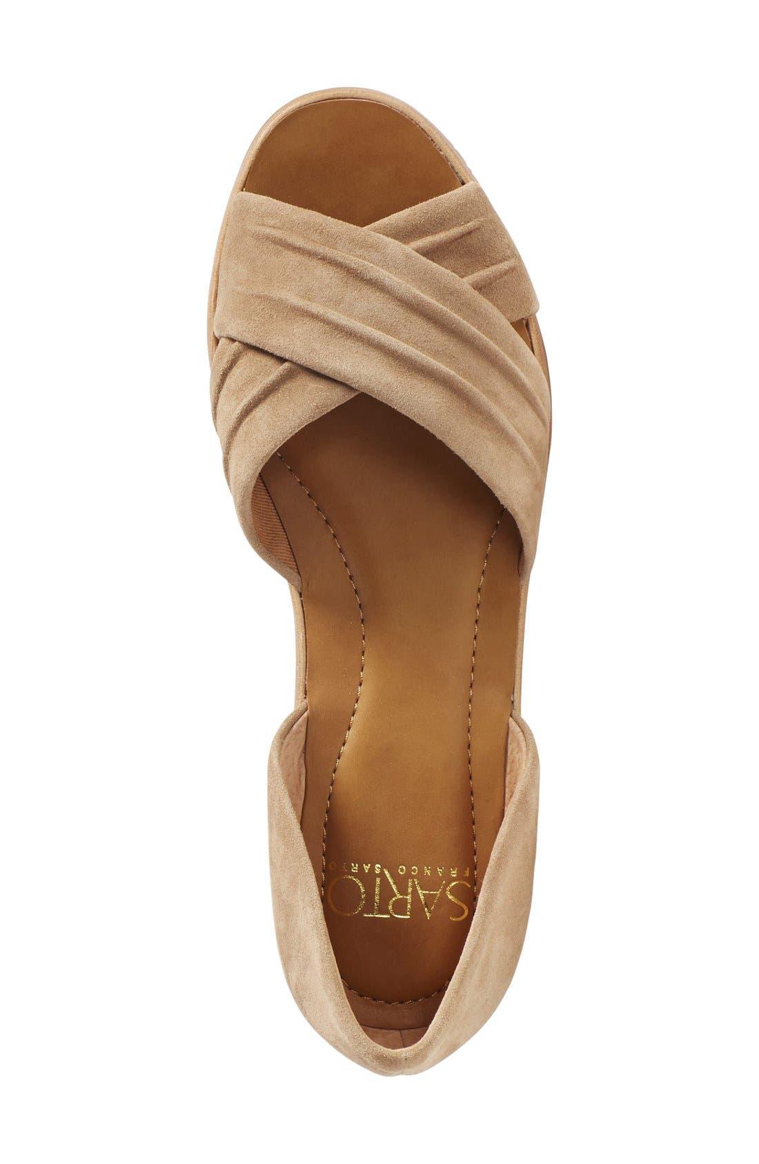 Alternate Image 3  - SARTO by Franco Sarto 'Vala' Flat Sandal (Women)