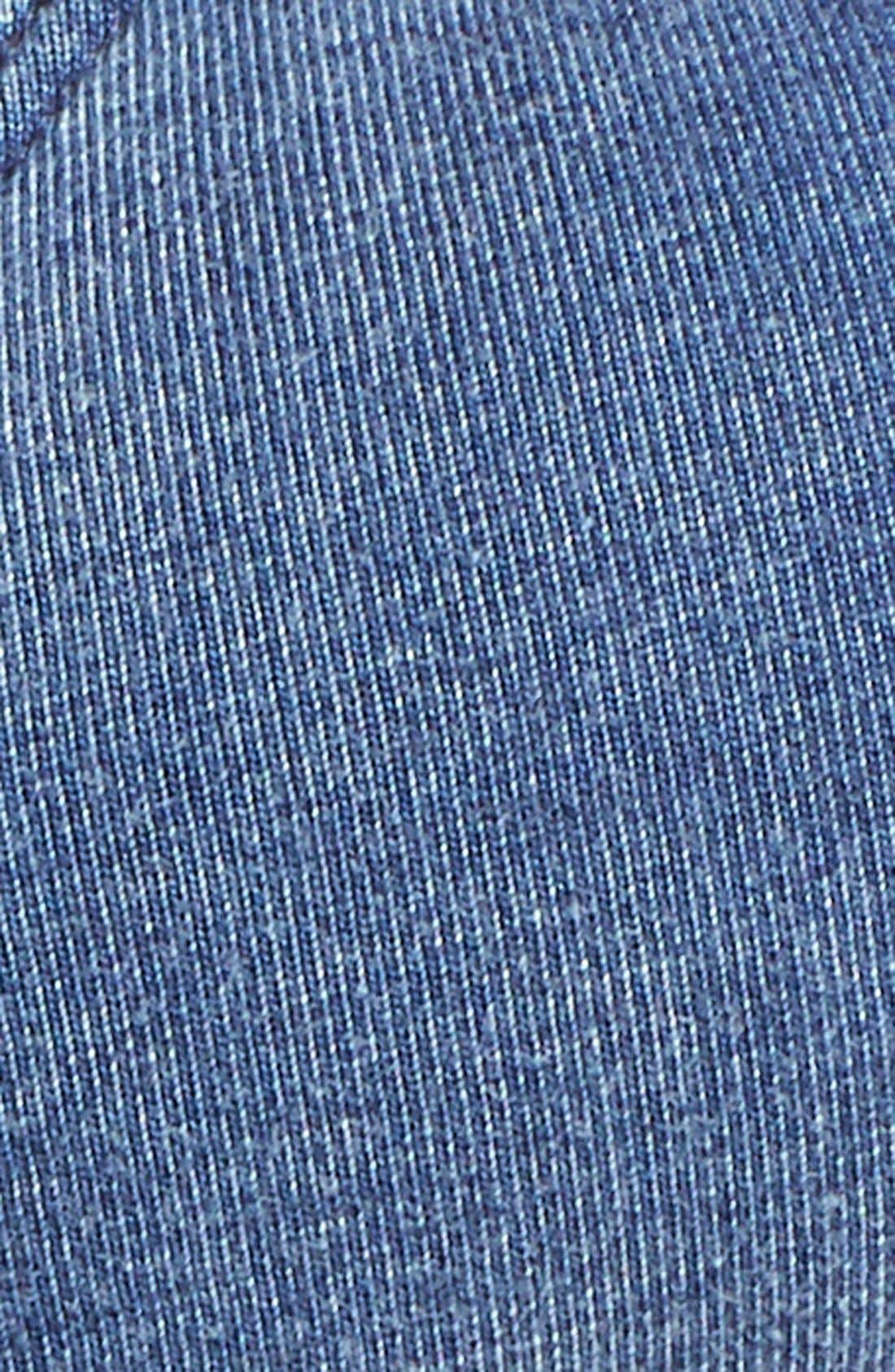 Alternate Image 6  - Seafolly 'Déjà Blue' Bikini Top