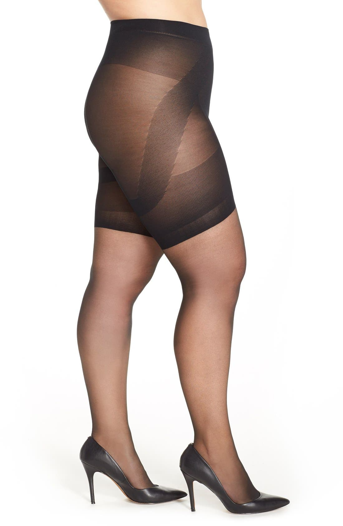 Berkshire Booster Pantyhose (Plus Size)