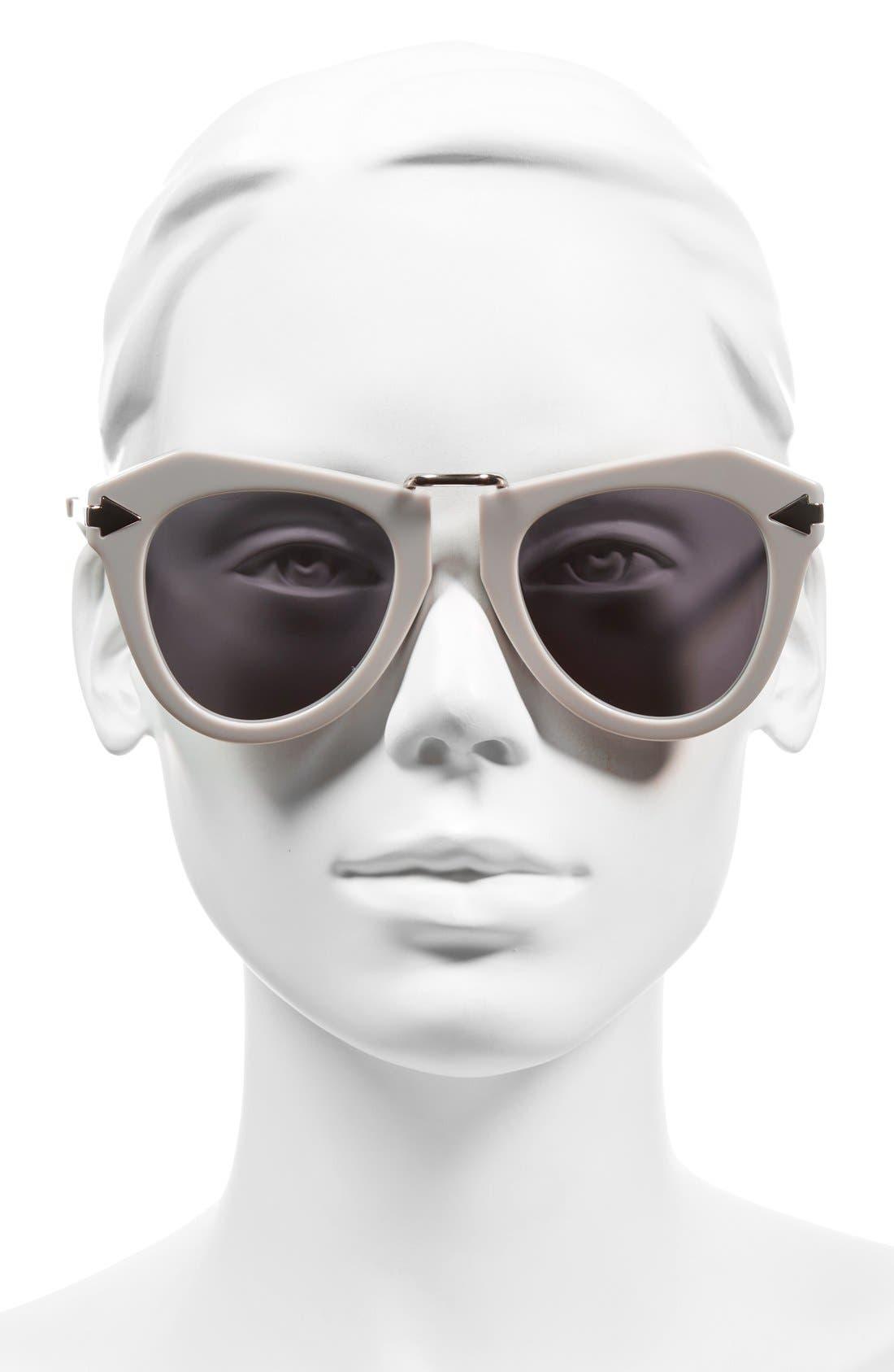 Alternate Image 2  - Karen Walker 'One Orbit - Arrowed by Karen' 51mm Sunglasses