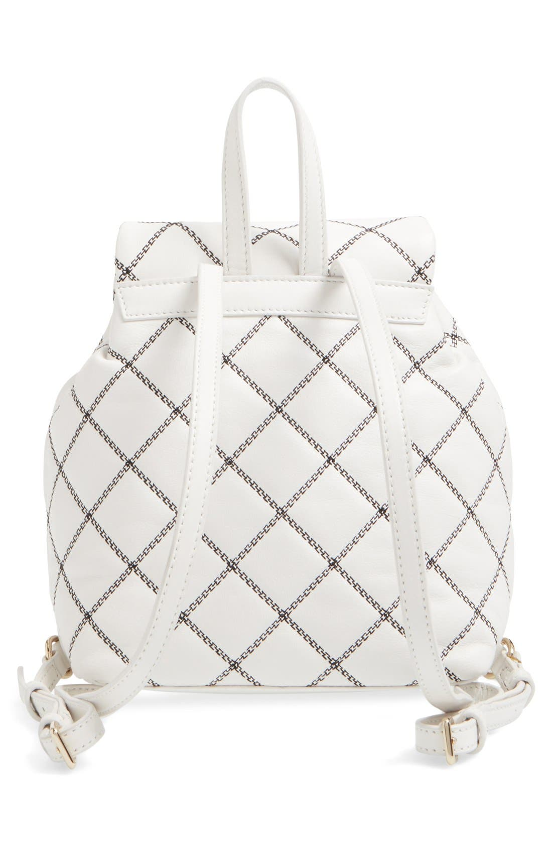 Alternate Image 3  - kate spade new york 'emerson place - jessa' quilted leather backpack