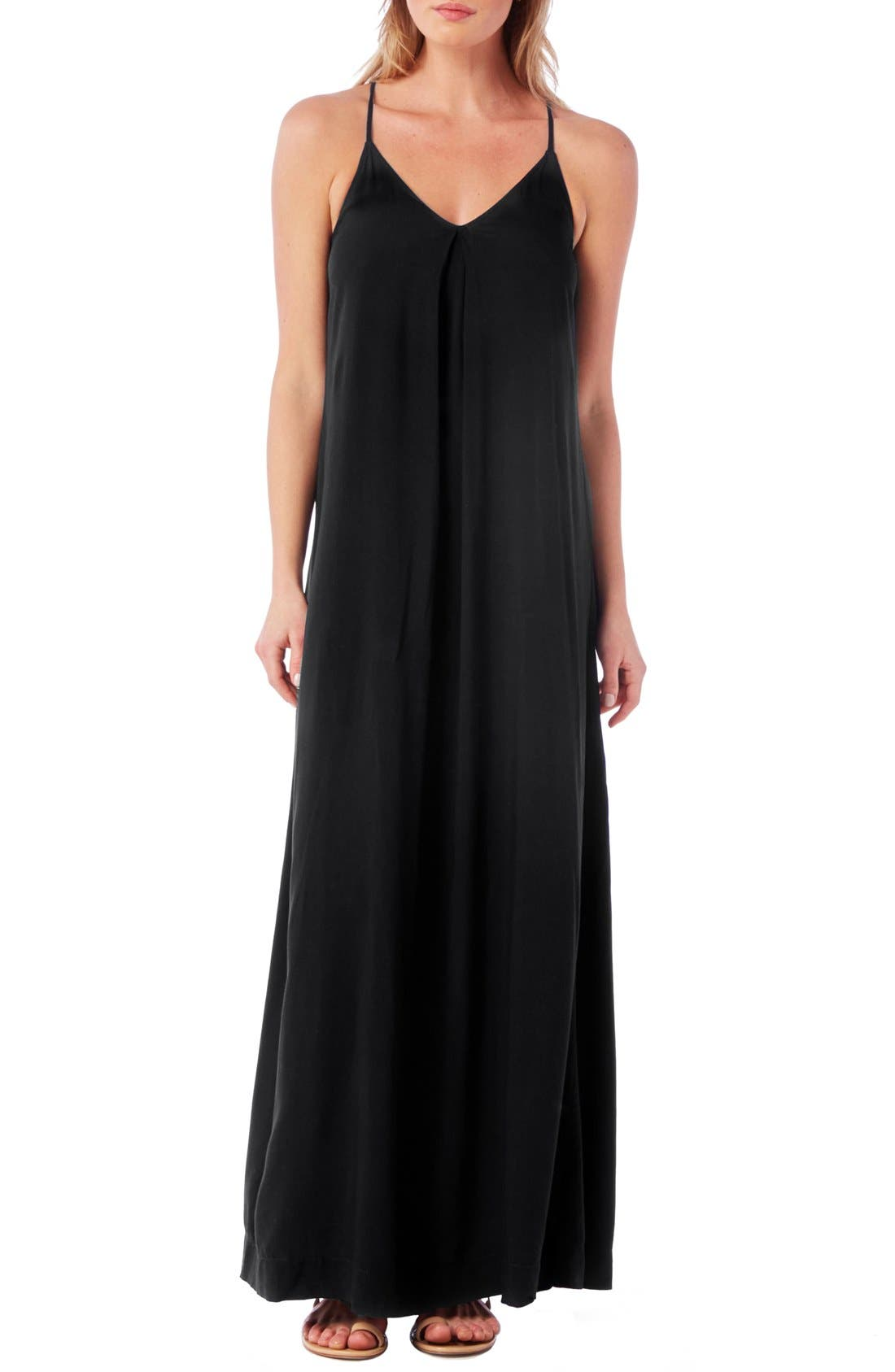 MICHAEL STARS Maxi Slipdress