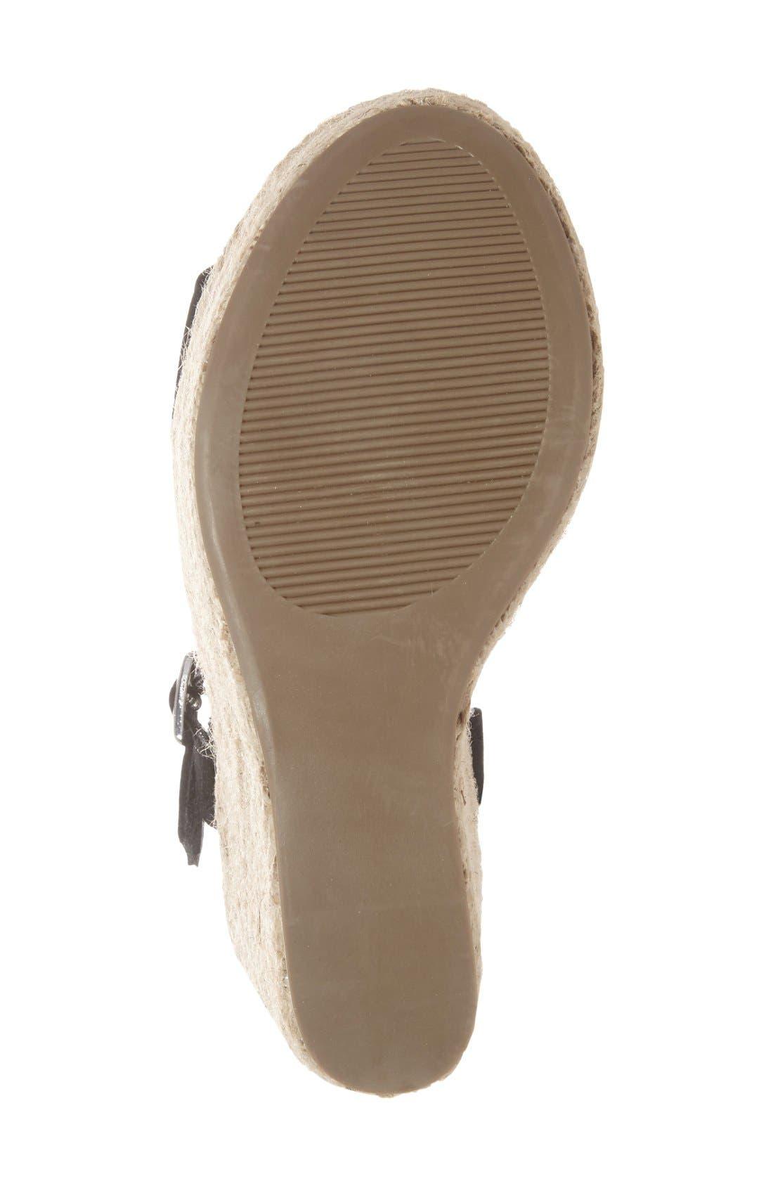 Alternate Image 4  - Steve Madden 'Alyssa' Espadrille Wedge Sandal (Women)
