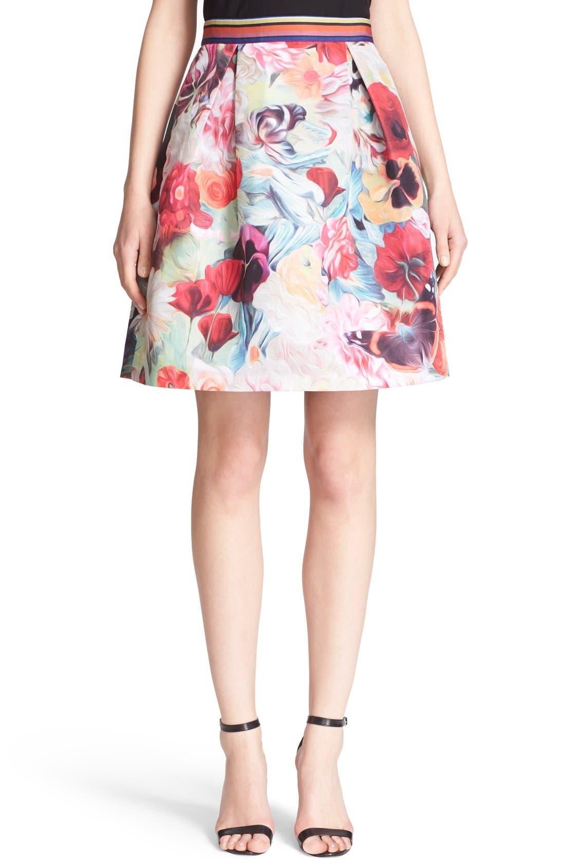 Alternate Image 1 Selected - Ted Baker London 'Kaideen' Miniskirt