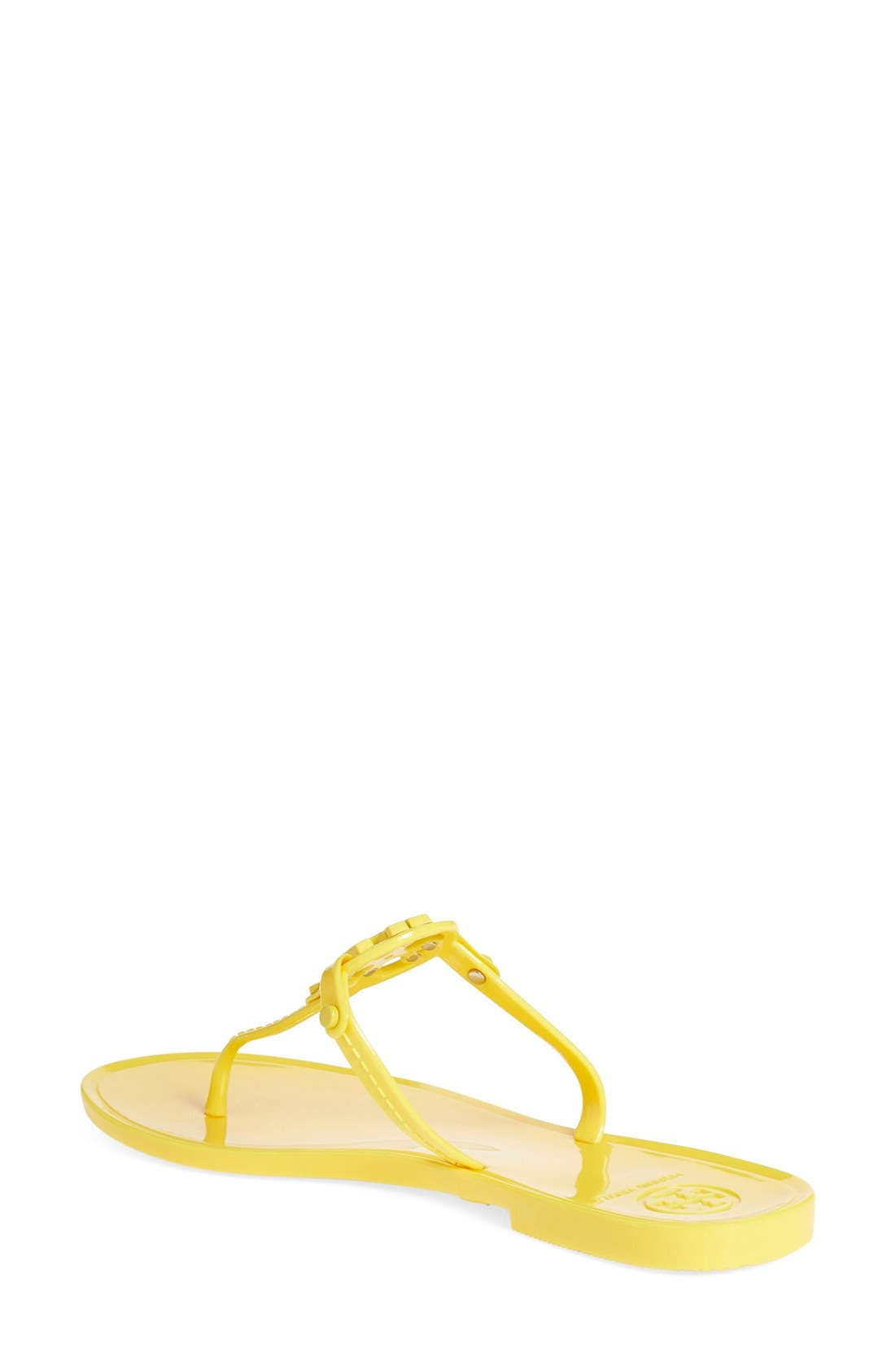 Alternate Image 2  - Tory Burch Jelly Thong Sandal (Women)