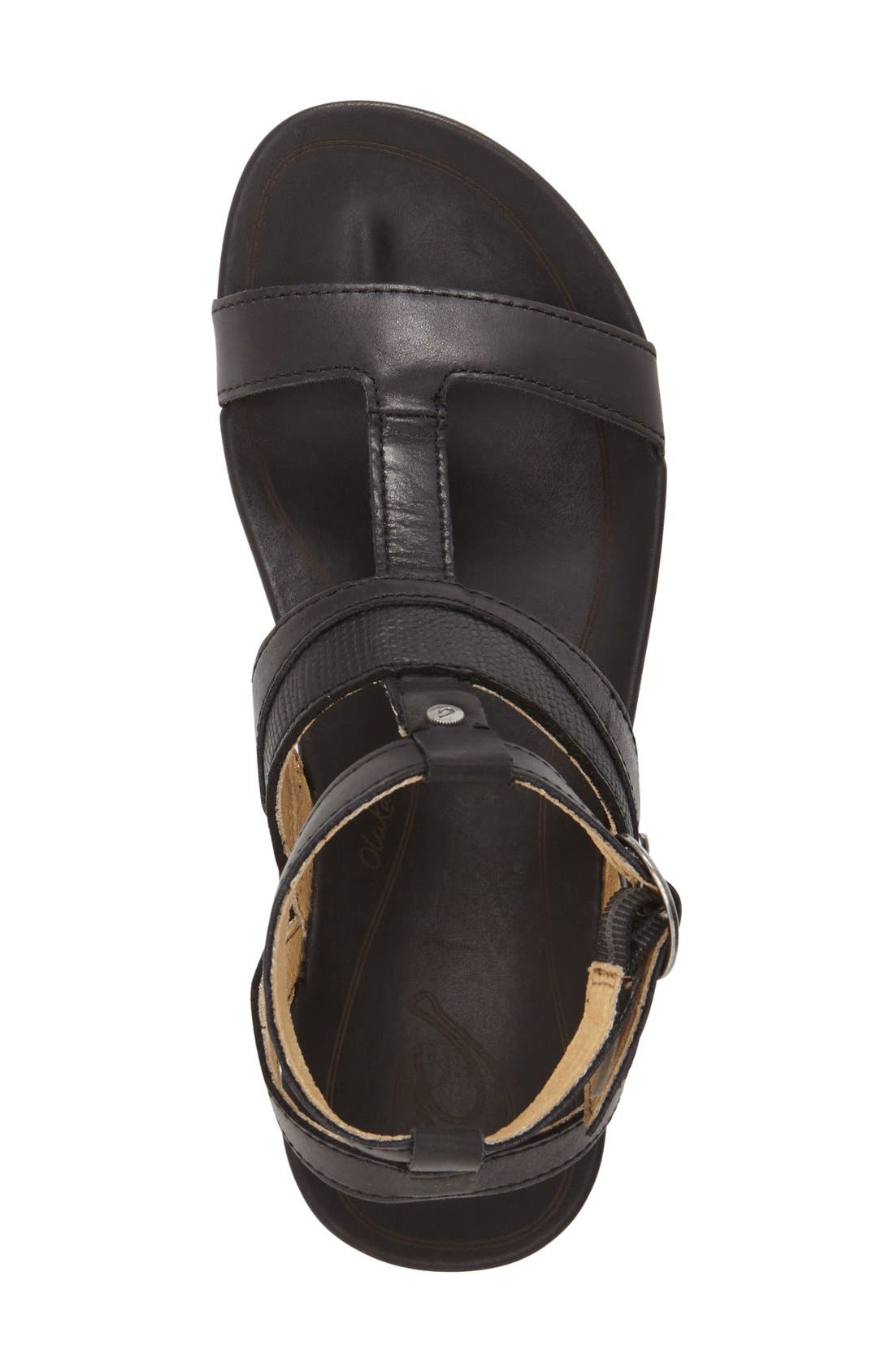 Alternate Image 3  - OluKai 'Hi Ona Loa' Espadrille Platform Sandal (Women)