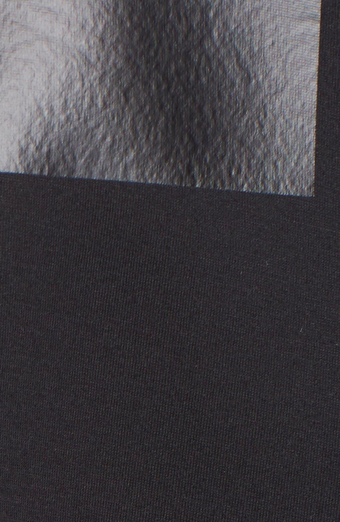 Alternate Image 5  - Helmut Lang Oversize Logo T-Shirt