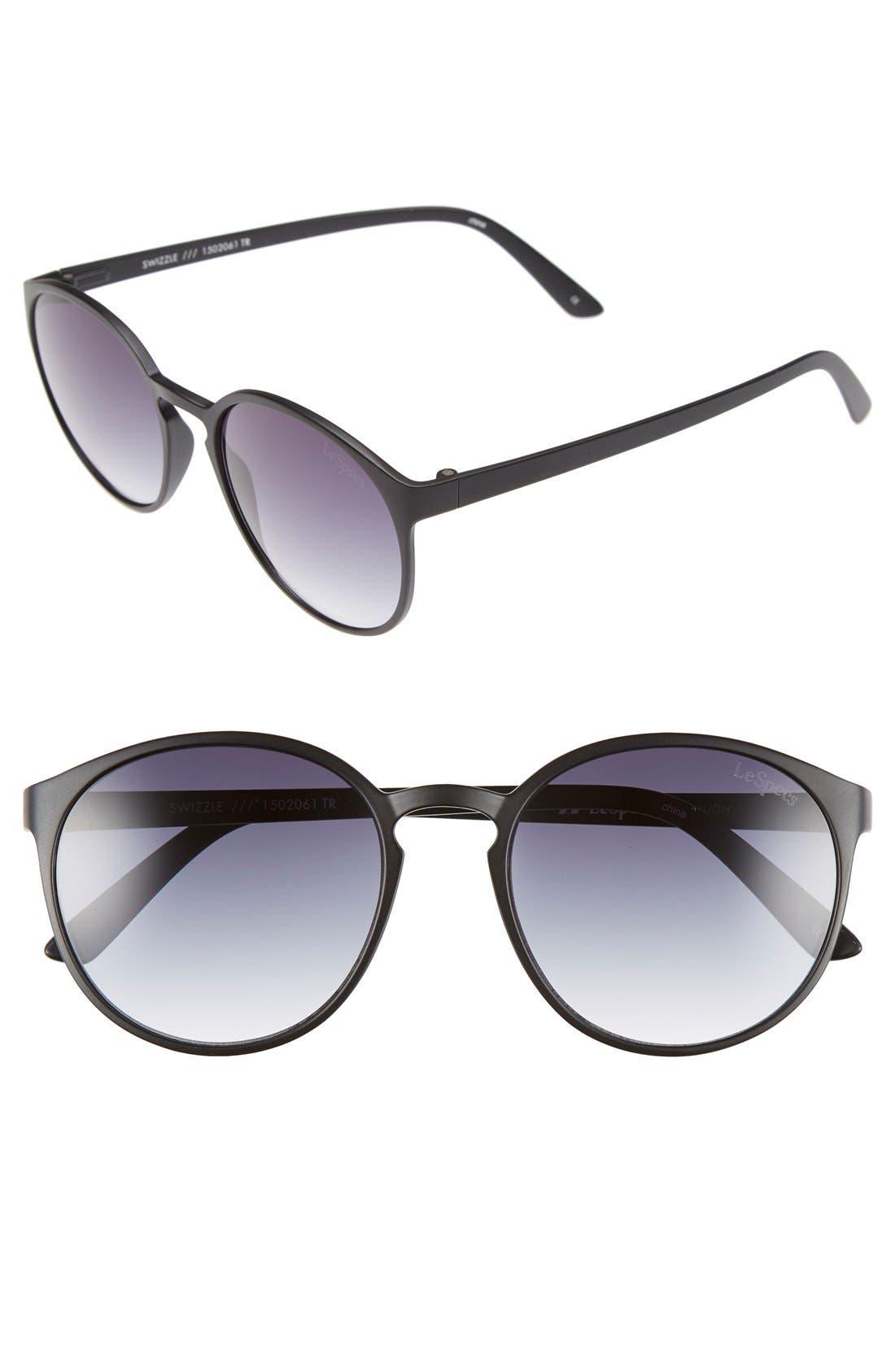 Alternate Image 1 Selected - Le Specs 'Swizzle' 53mm Sunglasses