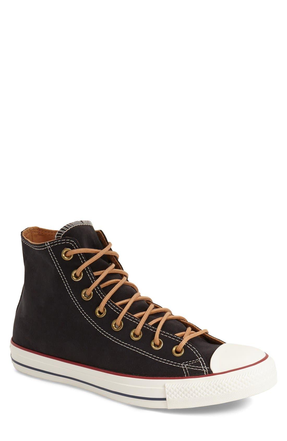 Alternate Image 1 Selected - Converse Chuck Taylor® All Star® High-Top Sneaker (Men)