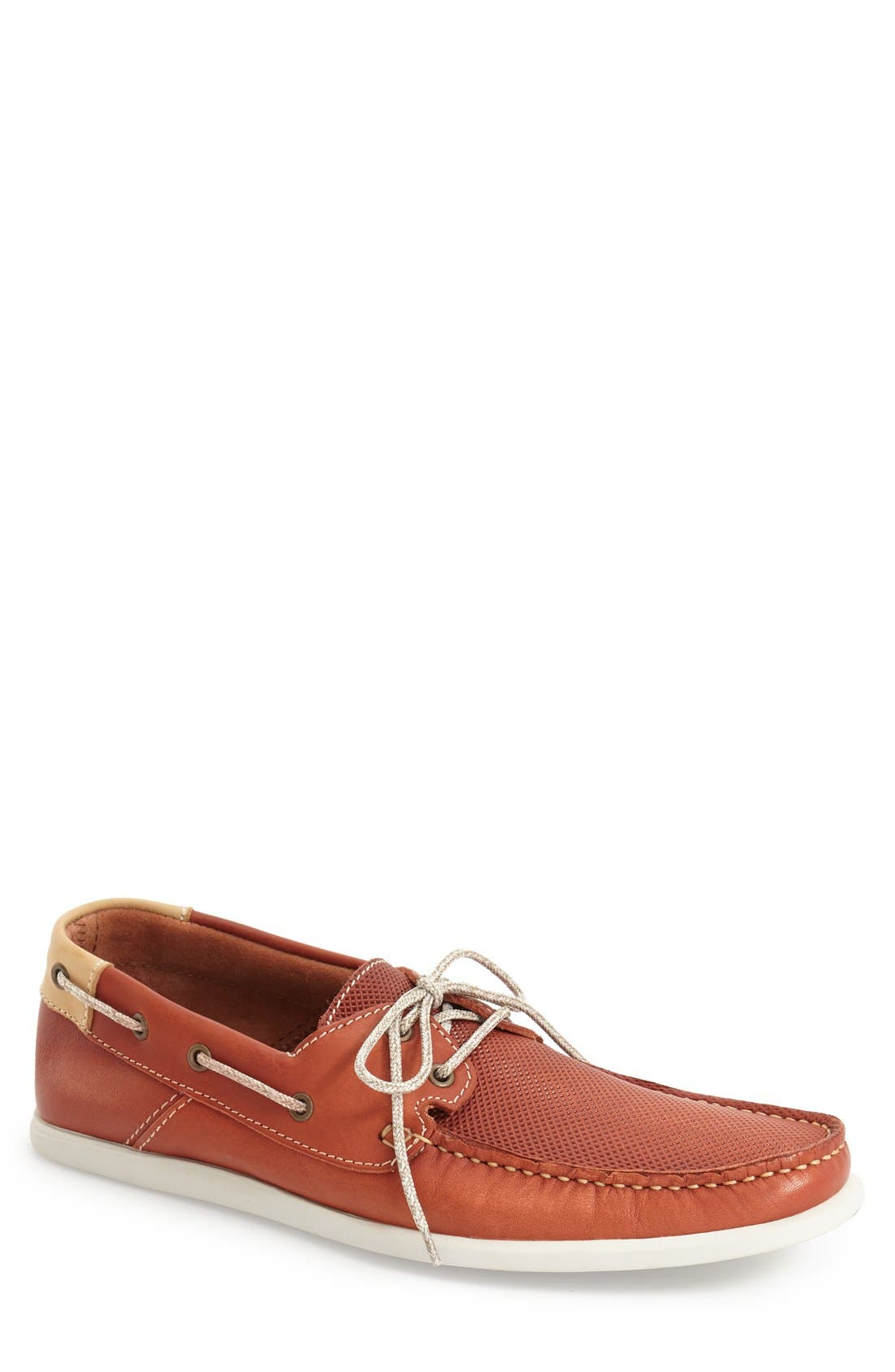 KENNETH COLE NEW YORK 'New Era' Boat Shoe