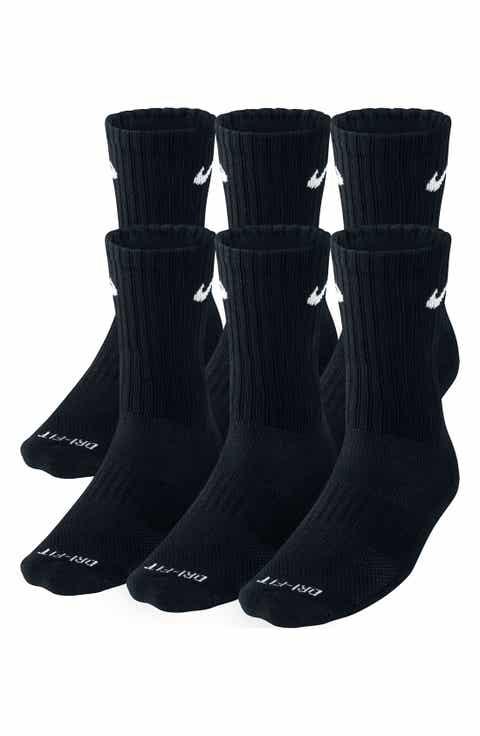 Nike Dri-FIT Crew Socks (6-Pack) (Men)