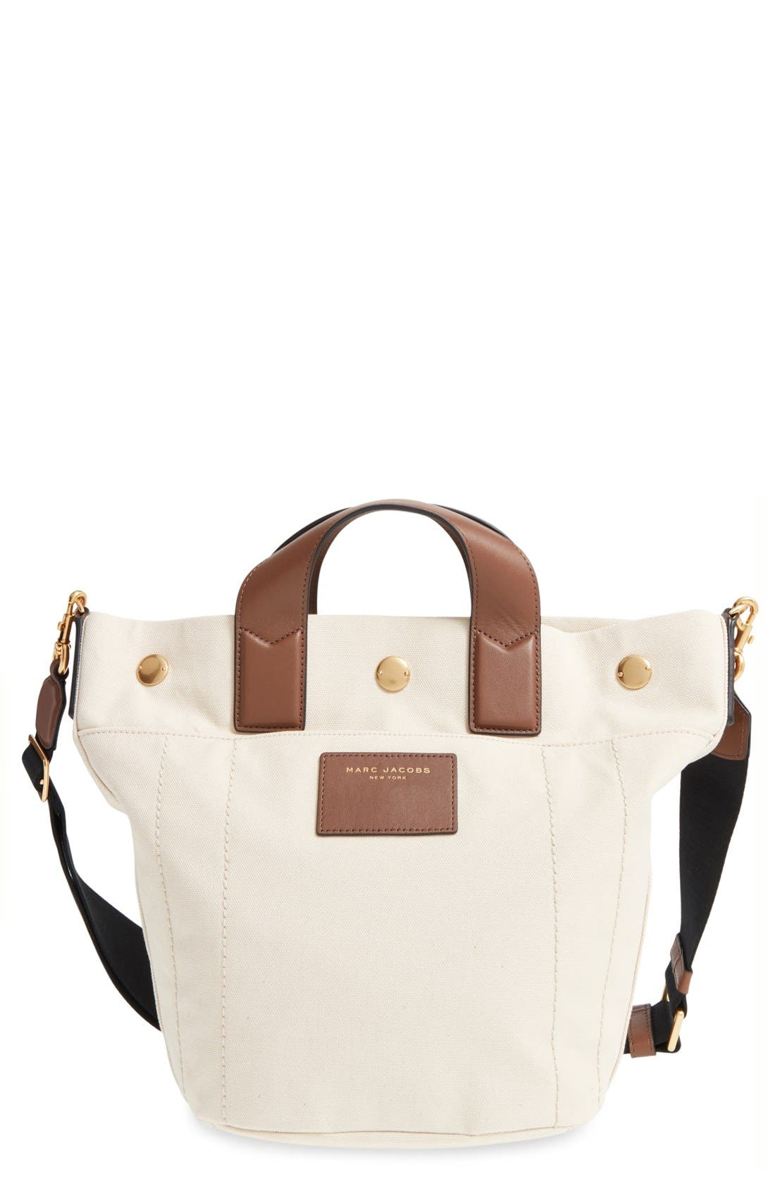 Main Image - MARC JACOBS 'Mini Paratrooper' Canvas Tote