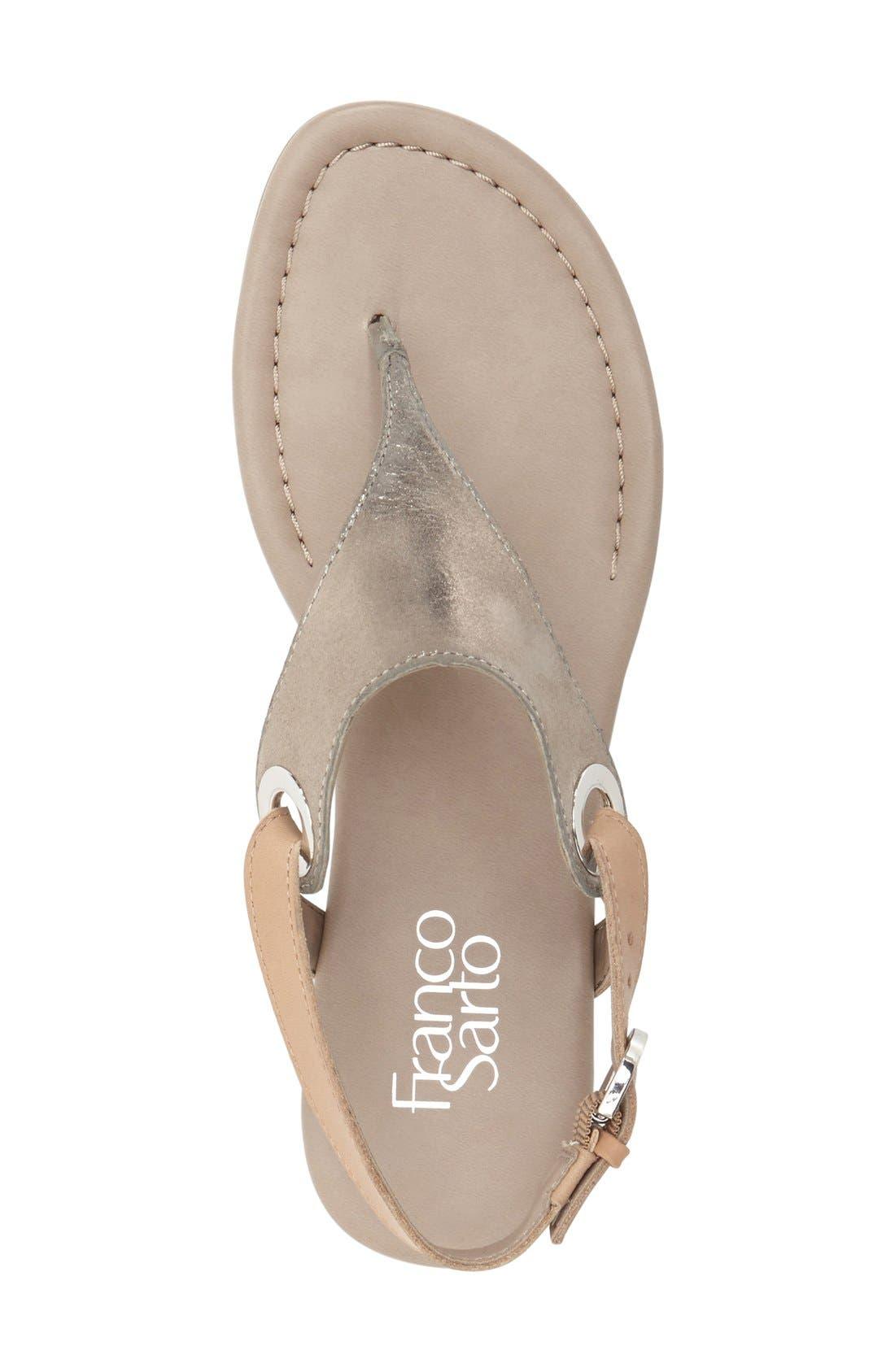 Alternate Image 11  - Franco Sarto 'Grip' Sandal