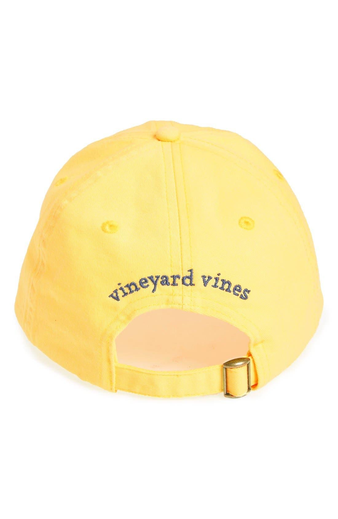 Alternate Image 2  - Vineyard Vines 'Mint Julep' Baseball Cap