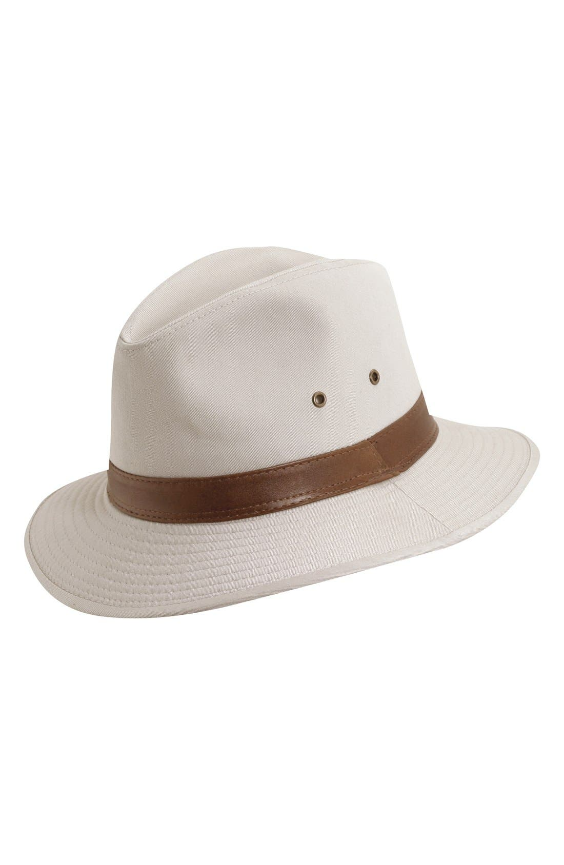DORFMAN PACIFIC Safari Fedora
