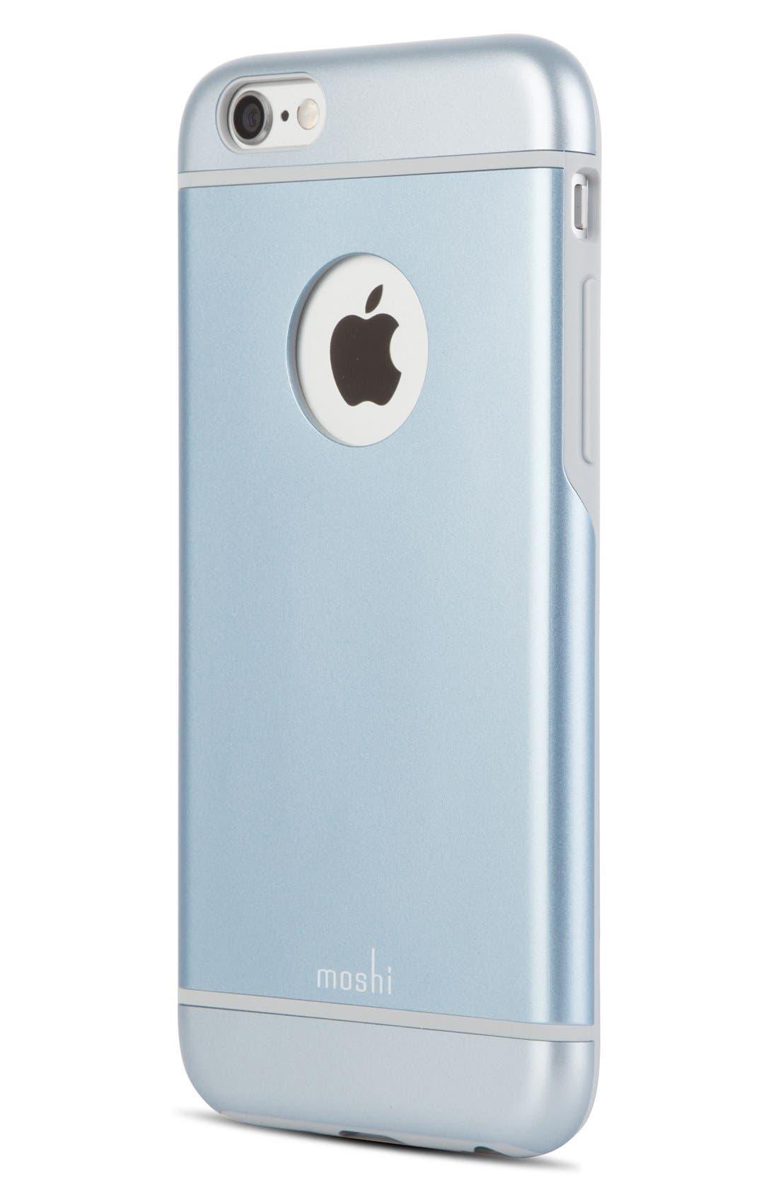 Alternate Image 6  - Moshi 'iGlaze' iPhone 6 & 6s Case