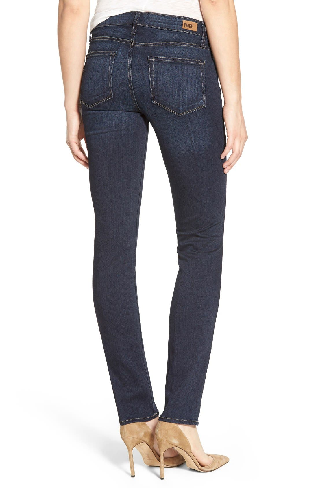 Alternate Image 2  - Paige Denim 'Transcend - Skyline' Skinny Jeans (Hartmann)