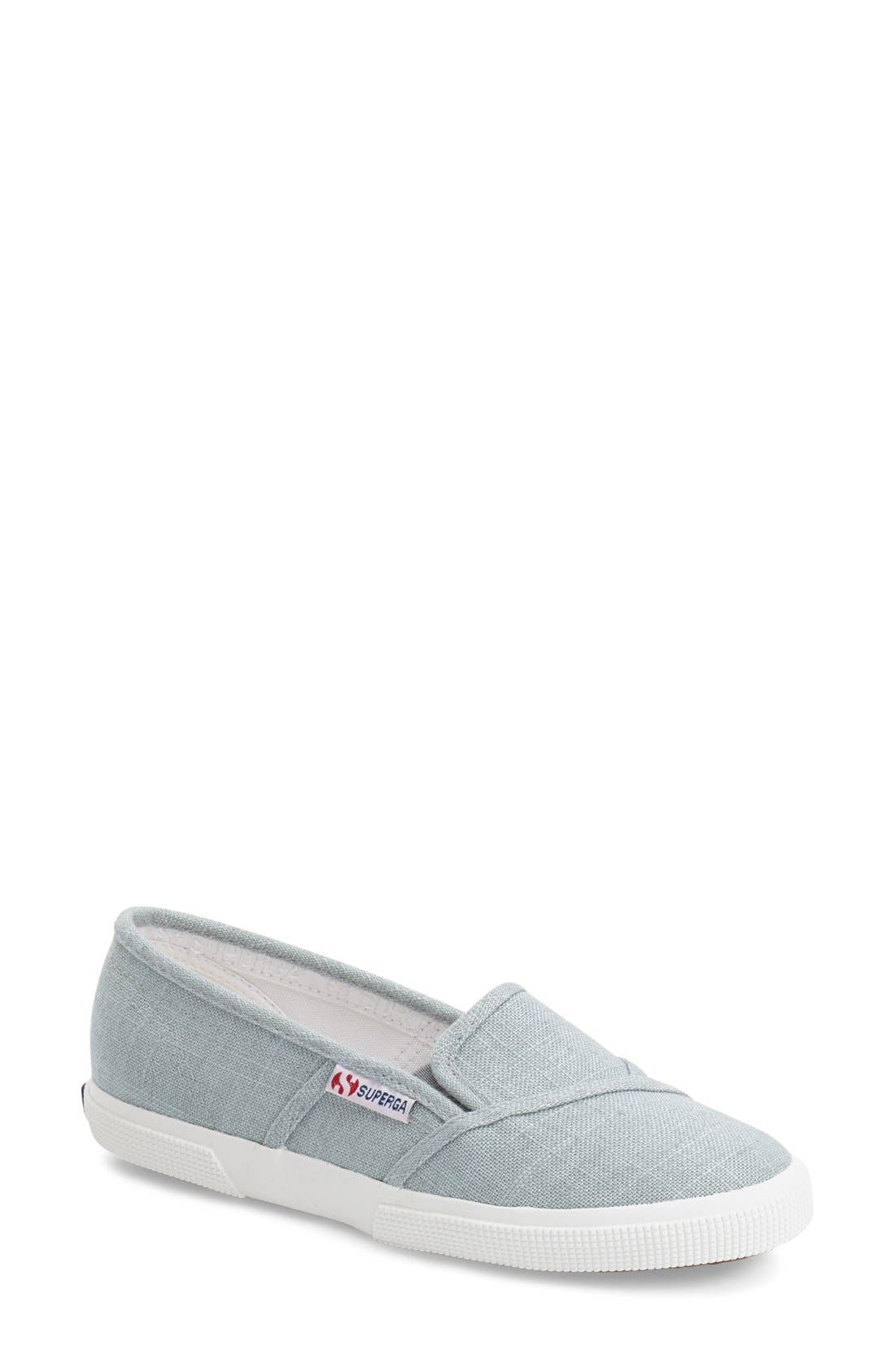 Alternate Image 1 Selected - Superga 'Linu' Slip-On Sneaker (Women)