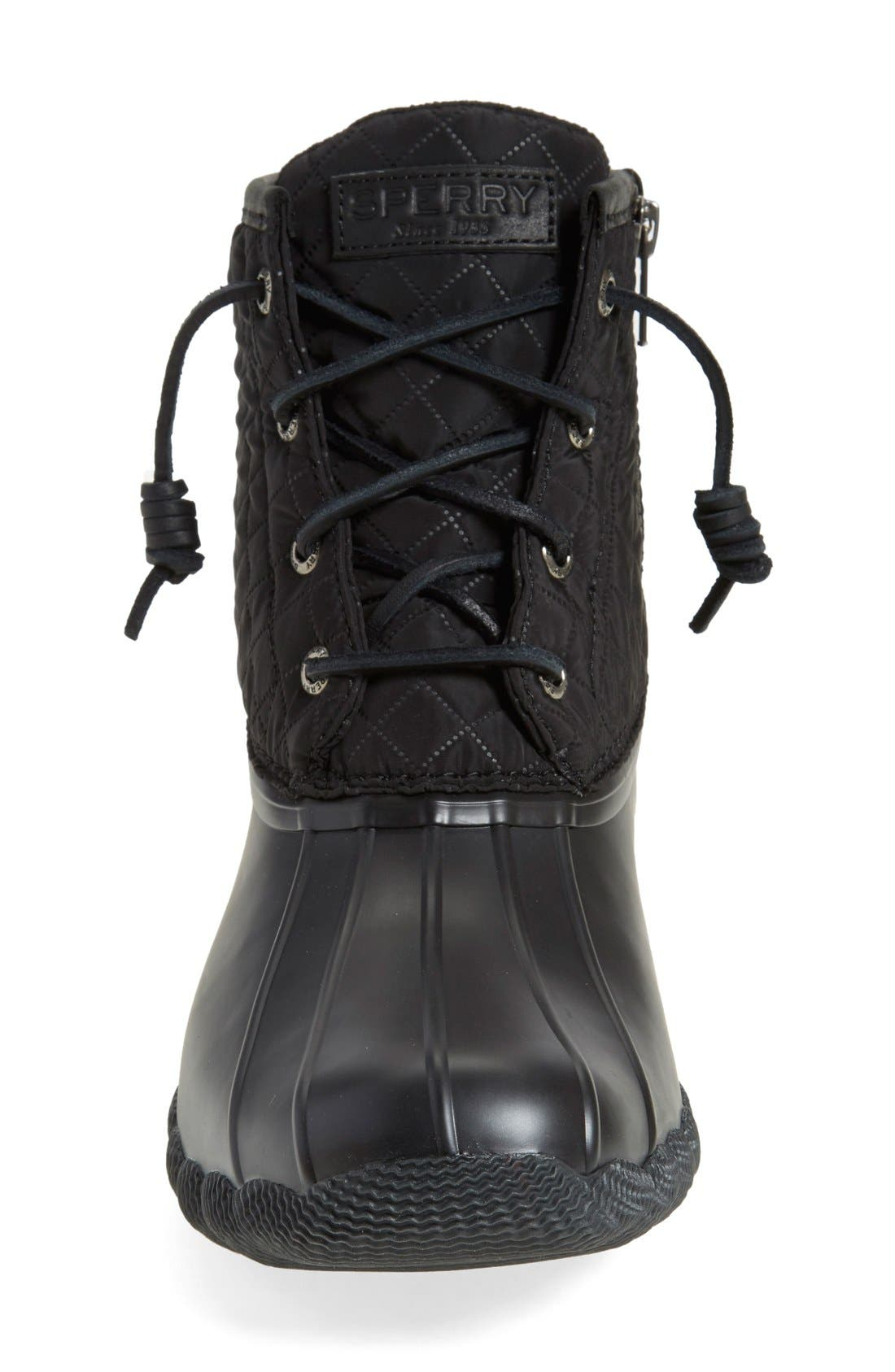 Alternate Image 3  - Sperry 'Saltwater - Quilted' Duck Boot (Women)